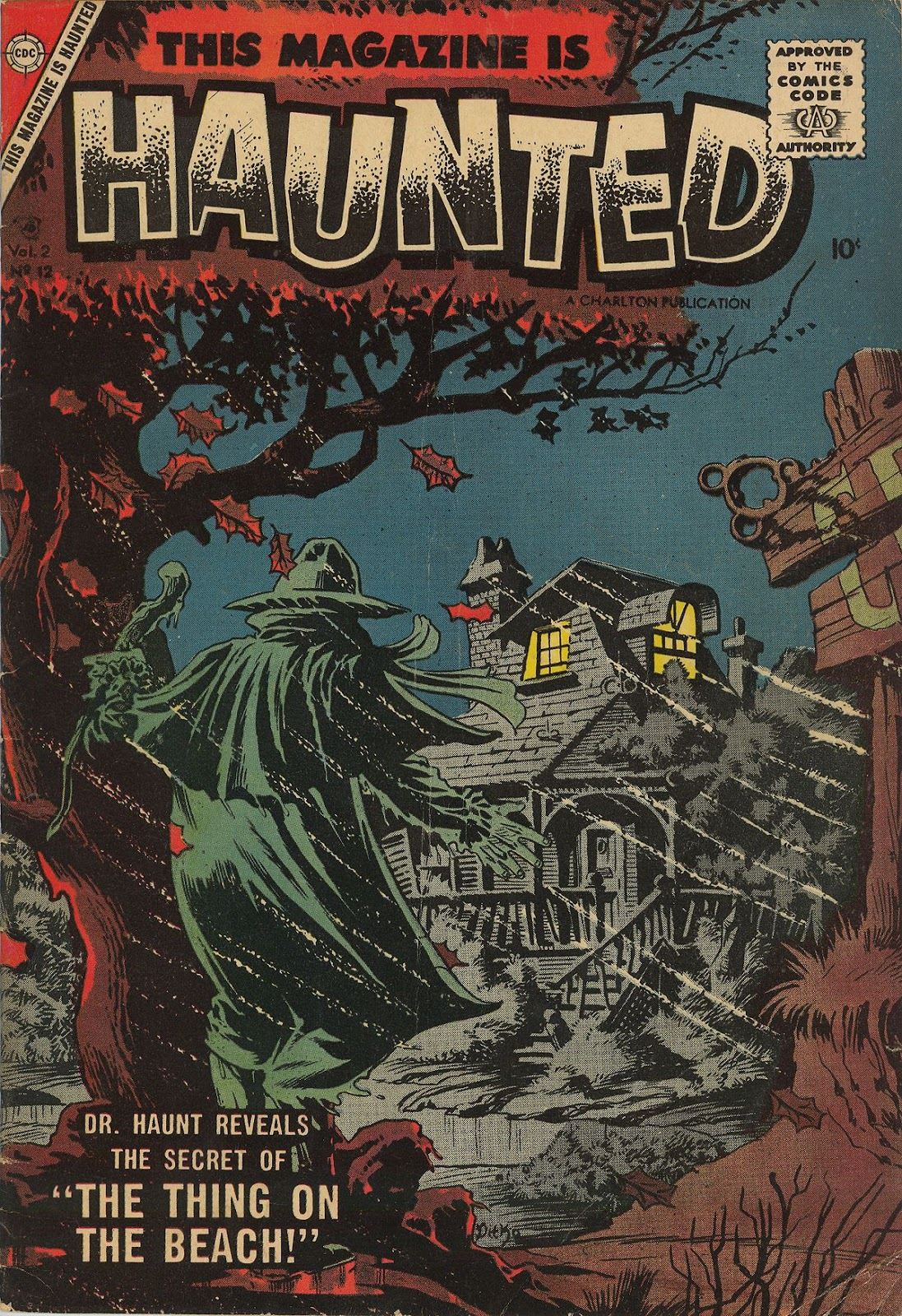 Read online This Magazine Is Haunted comic -  Issue #12 - 1