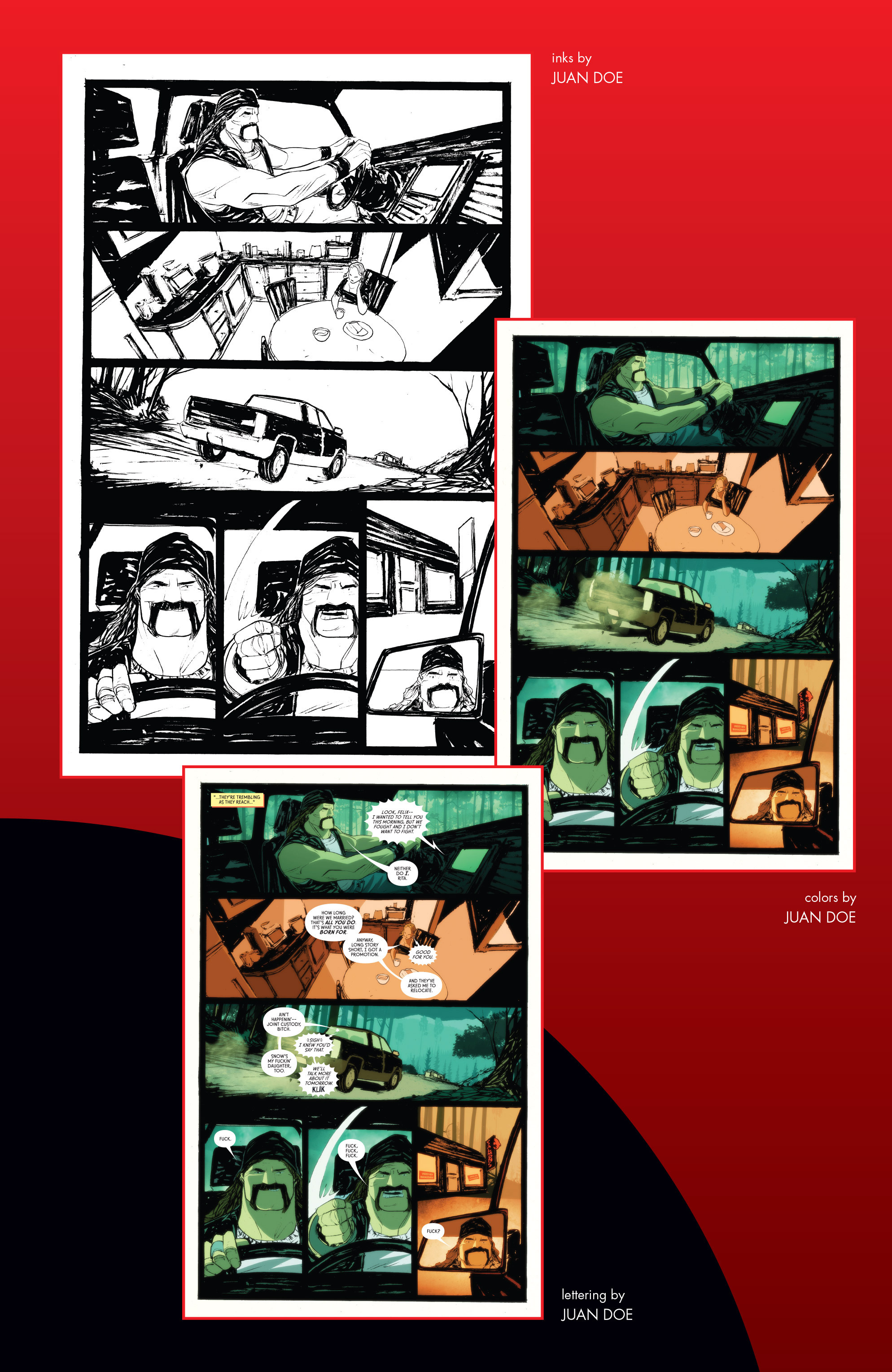 Read online American Monster comic -  Issue #5 - 27