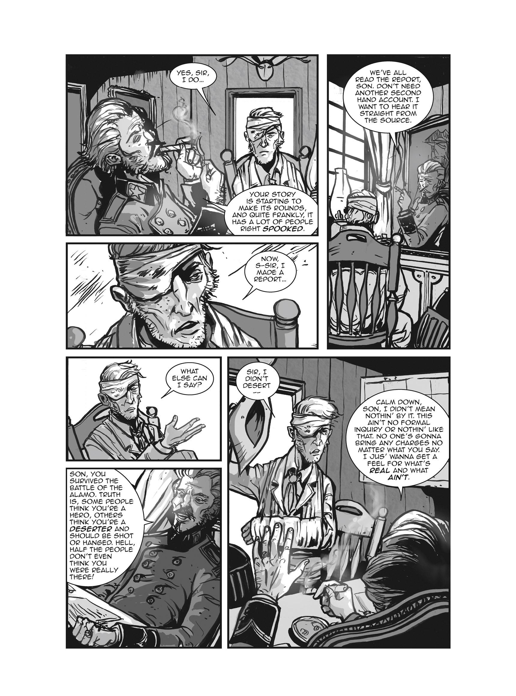 Read online FUBAR comic -  Issue #3 - 88