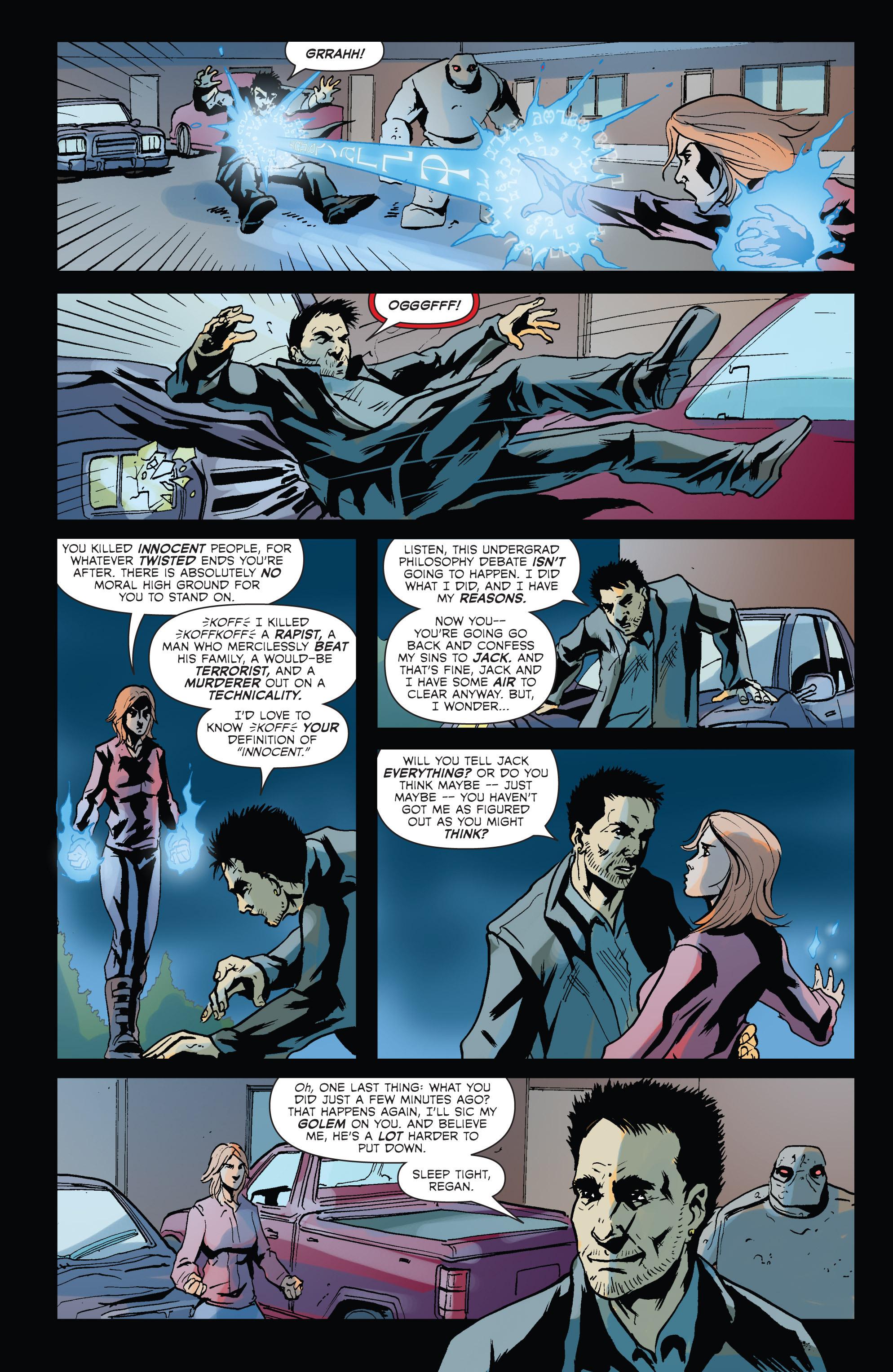 Read online Hoax Hunters (2012) comic -  Issue # TPB 2 - 55