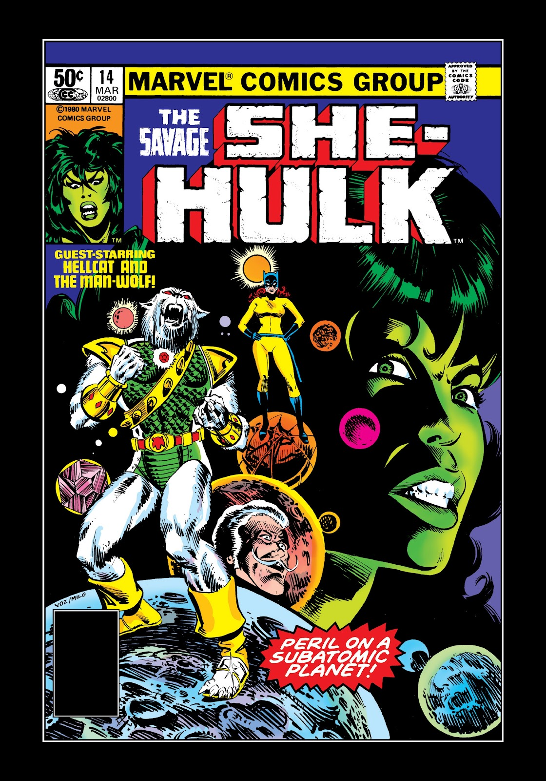 Marvel Masterworks: The Savage She-Hulk issue TPB_1_(Part_3) - Page 64