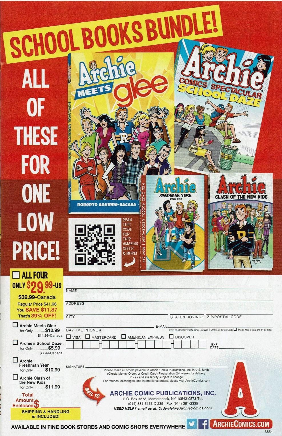Read online Kevin Keller comic -  Issue #10 - 18