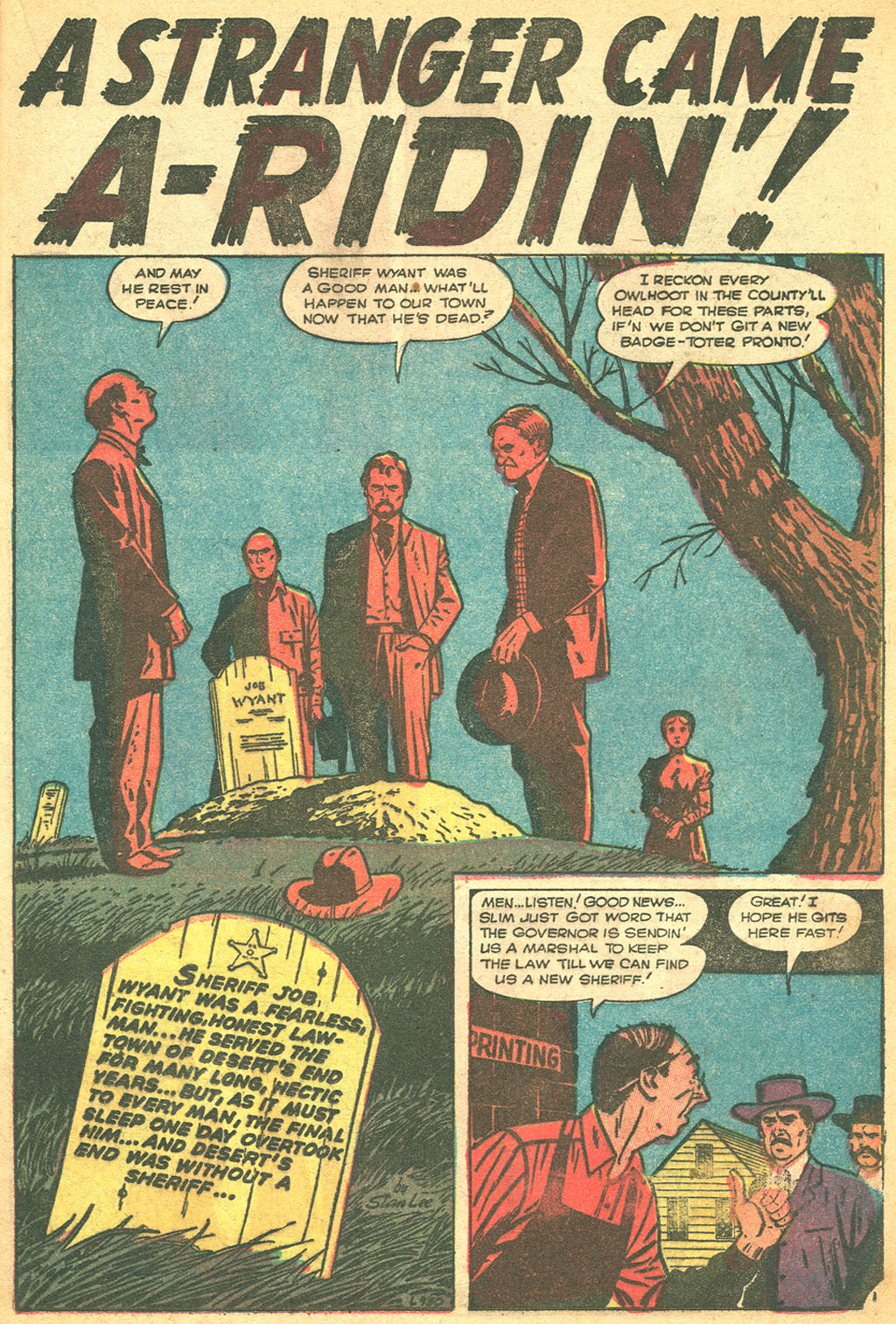 Read online Two-Gun Kid comic -  Issue #37 - 21