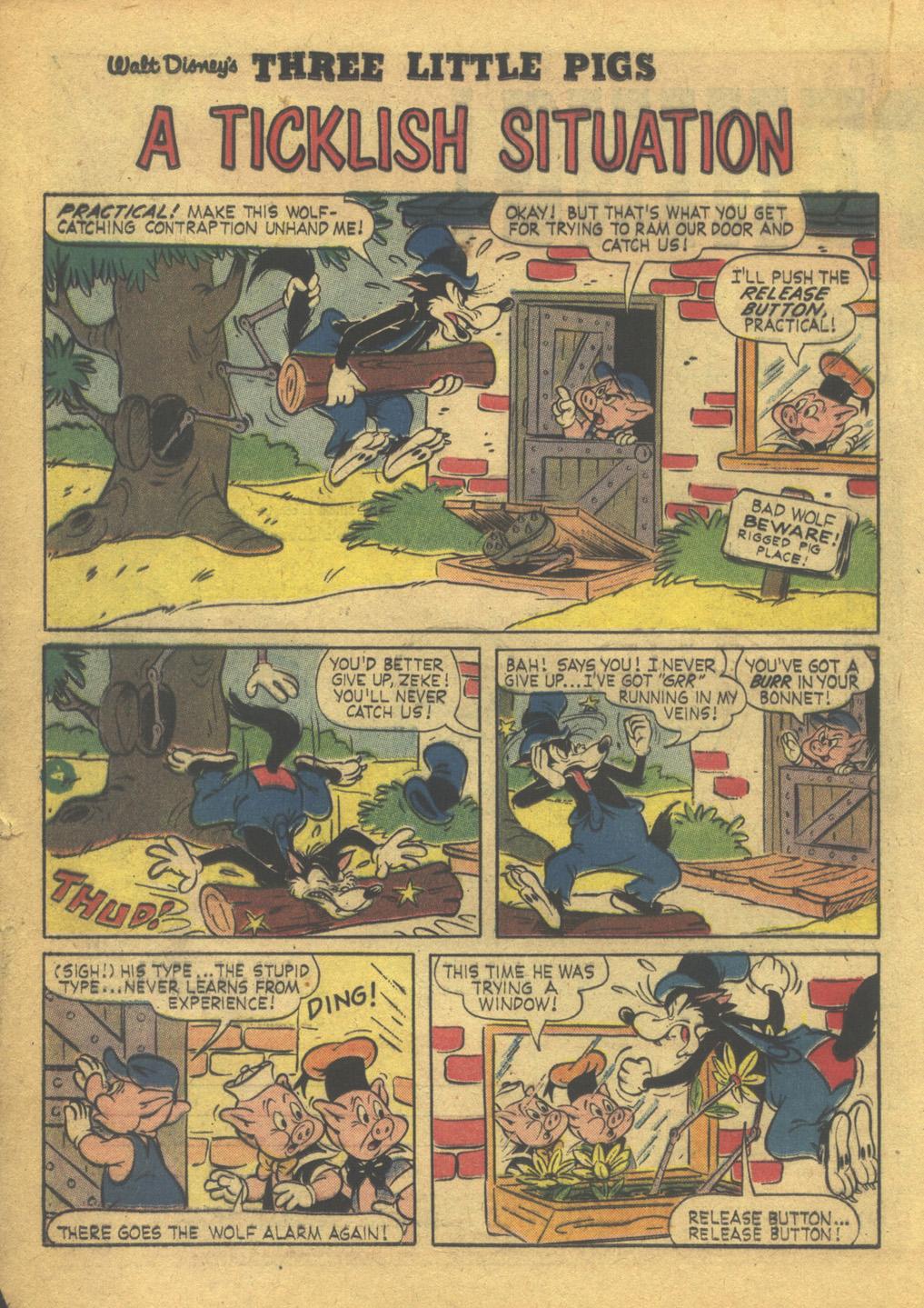 Walt Disneys Chip N Dale issue 26 - Page 20