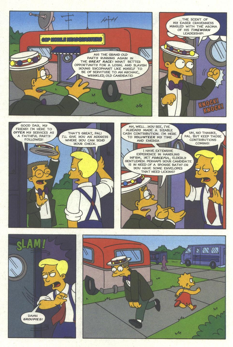 Read online Simpsons Comics comic -  Issue #24 - 9