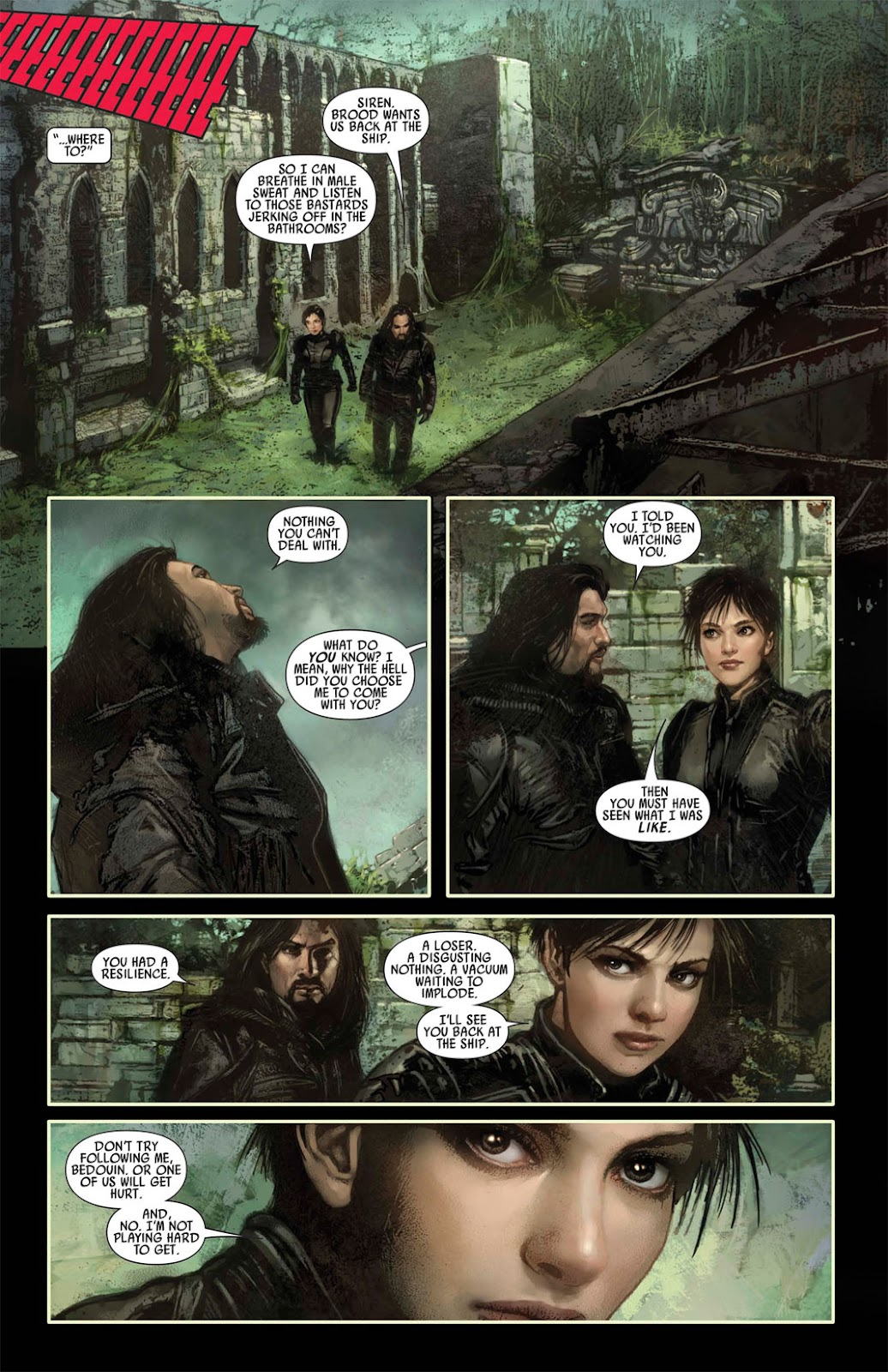 Read online After Dark comic -  Issue #2 - 23