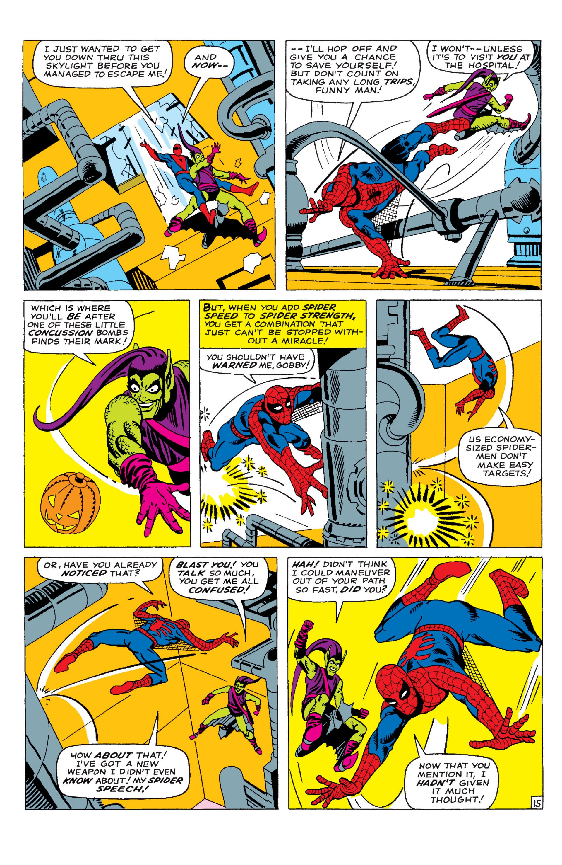 The Amazing Spider-Man (1963) 23 Page 15
