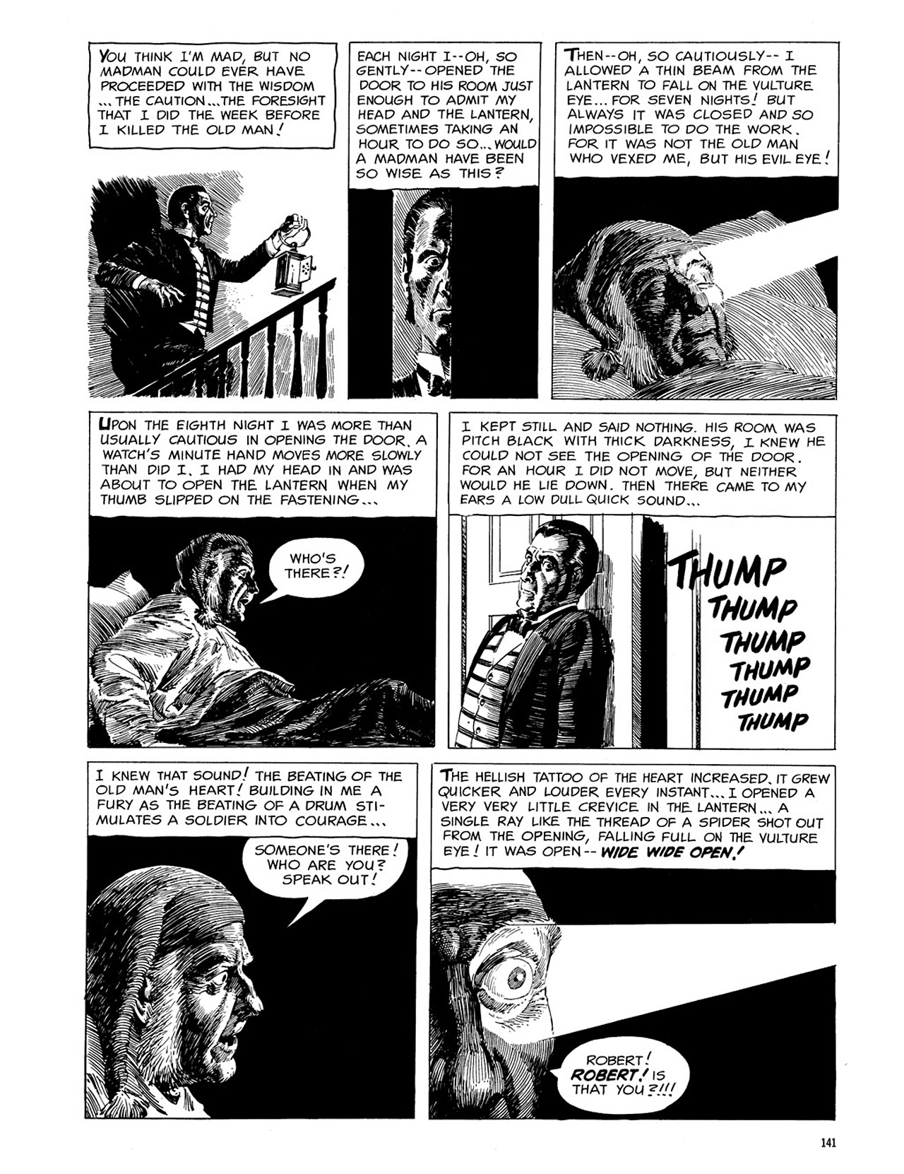 Read online Eerie Archives comic -  Issue # TPB 3 - 142