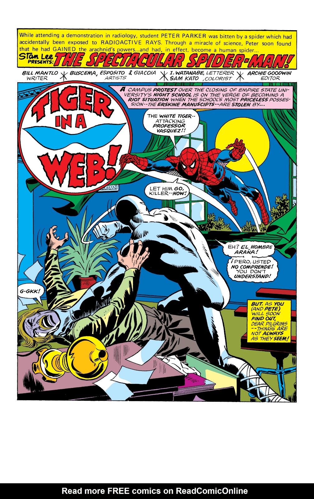 Read online Marvel Masterworks: The Spectacular Spider-Man comic -  Issue # TPB (Part 2) - 57