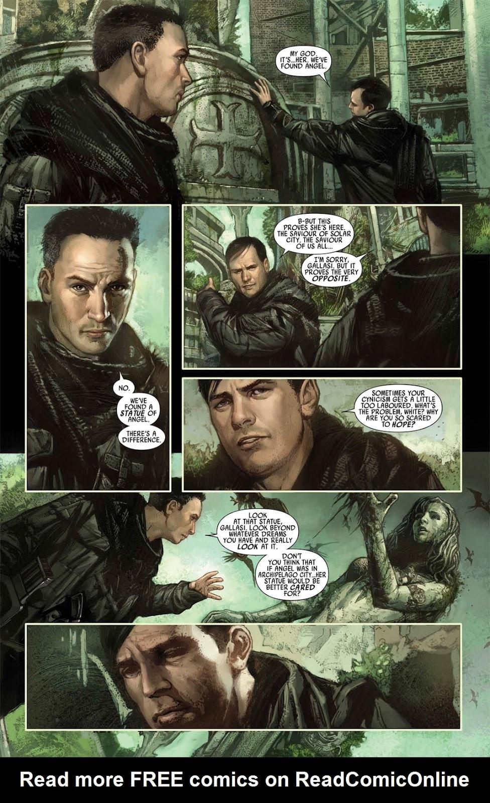 Read online After Dark comic -  Issue #2 - 21