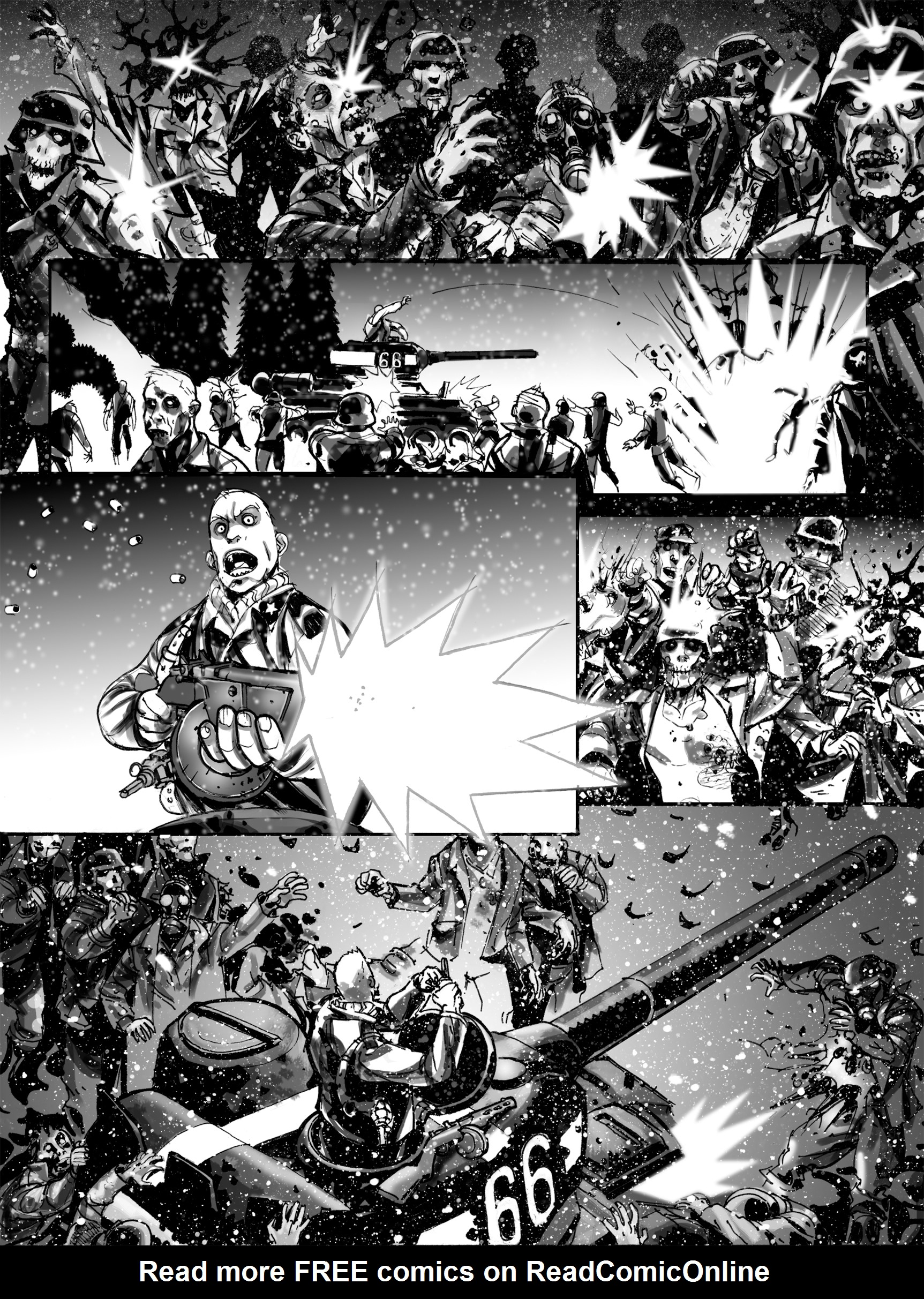 Read online FUBAR comic -  Issue #1 - 154
