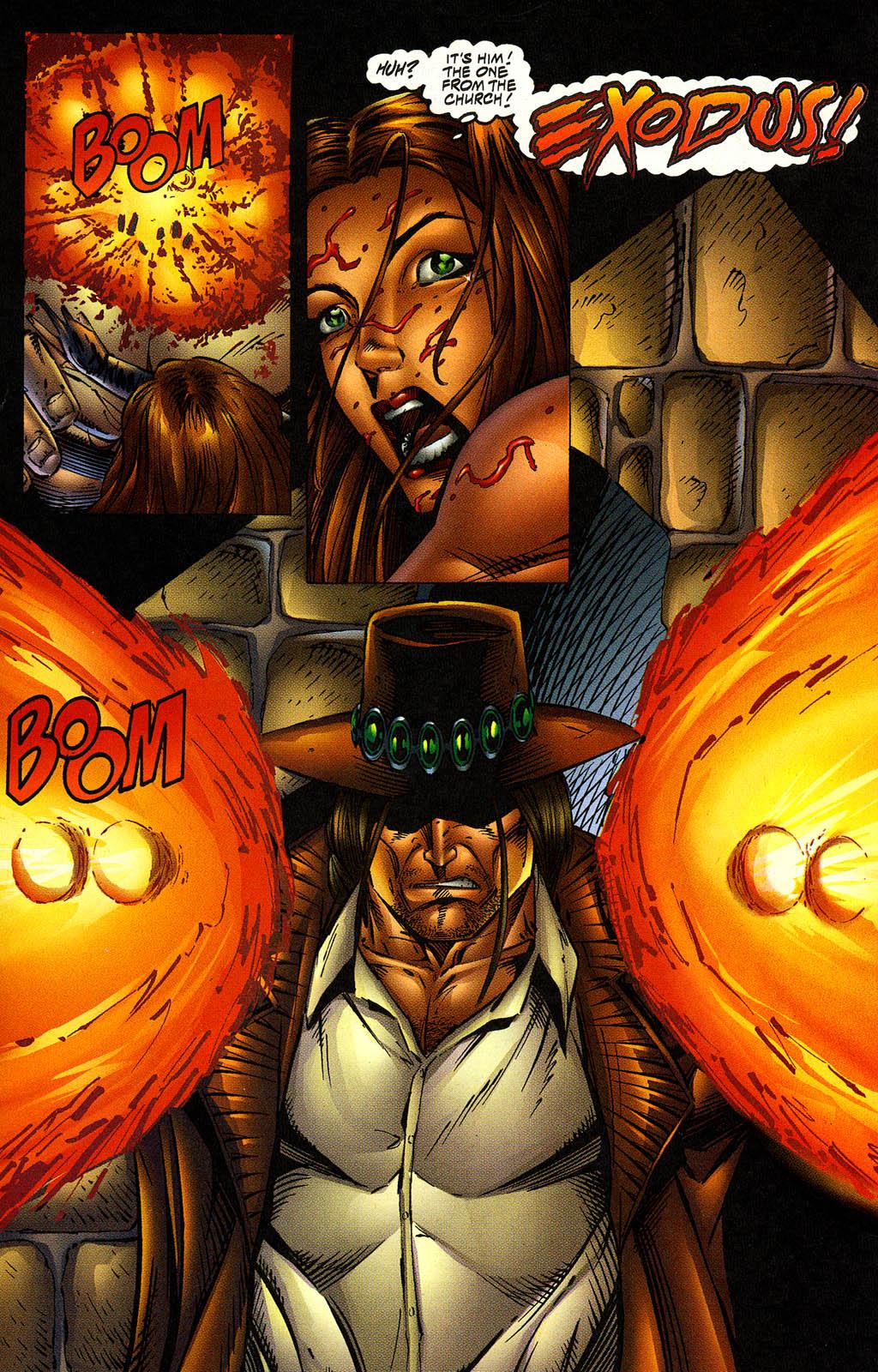 Read online Avengelyne (1996) comic -  Issue #10 - 14