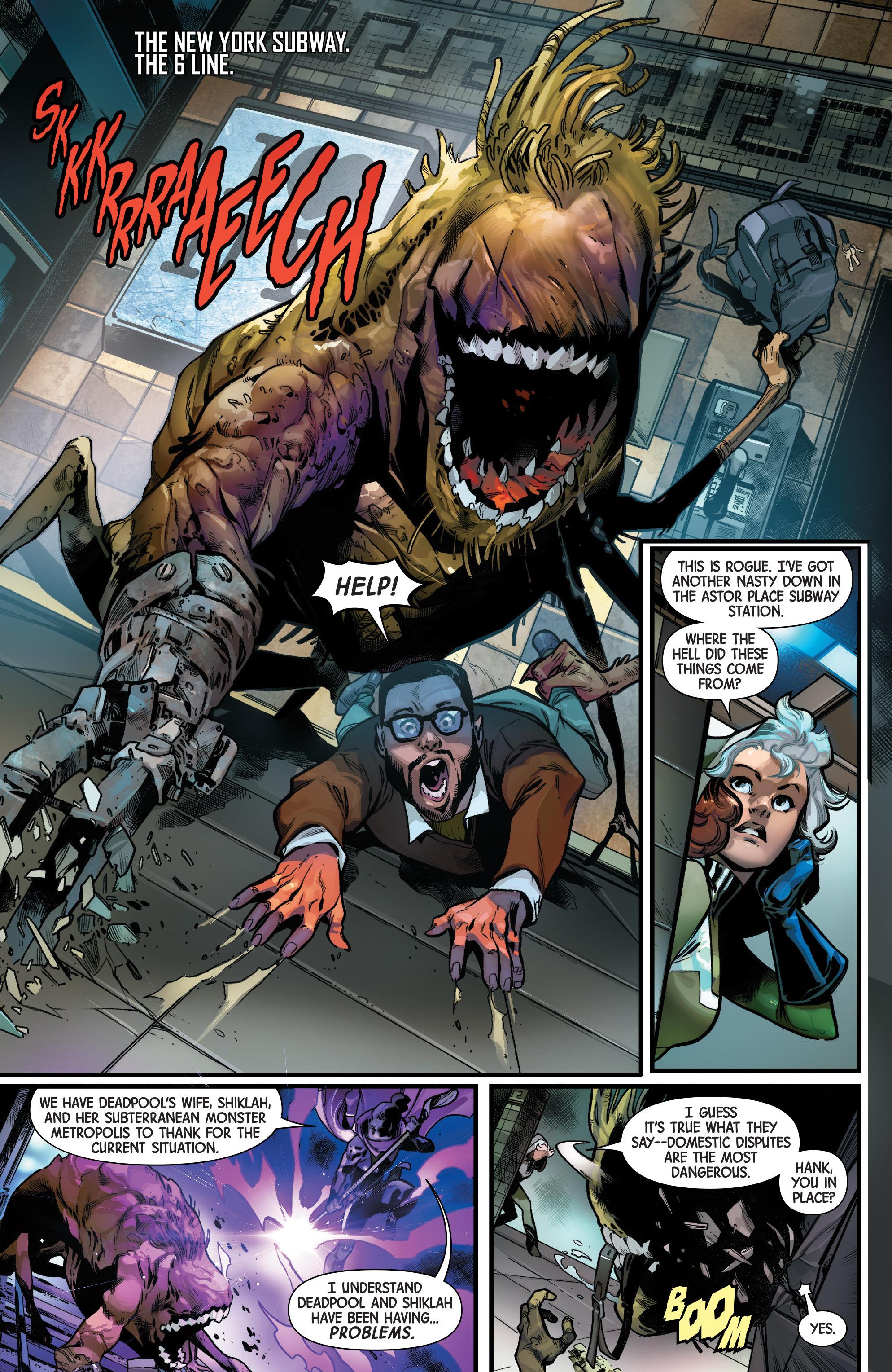 Read online Uncanny Avengers [II] comic -  Issue #10 - 3