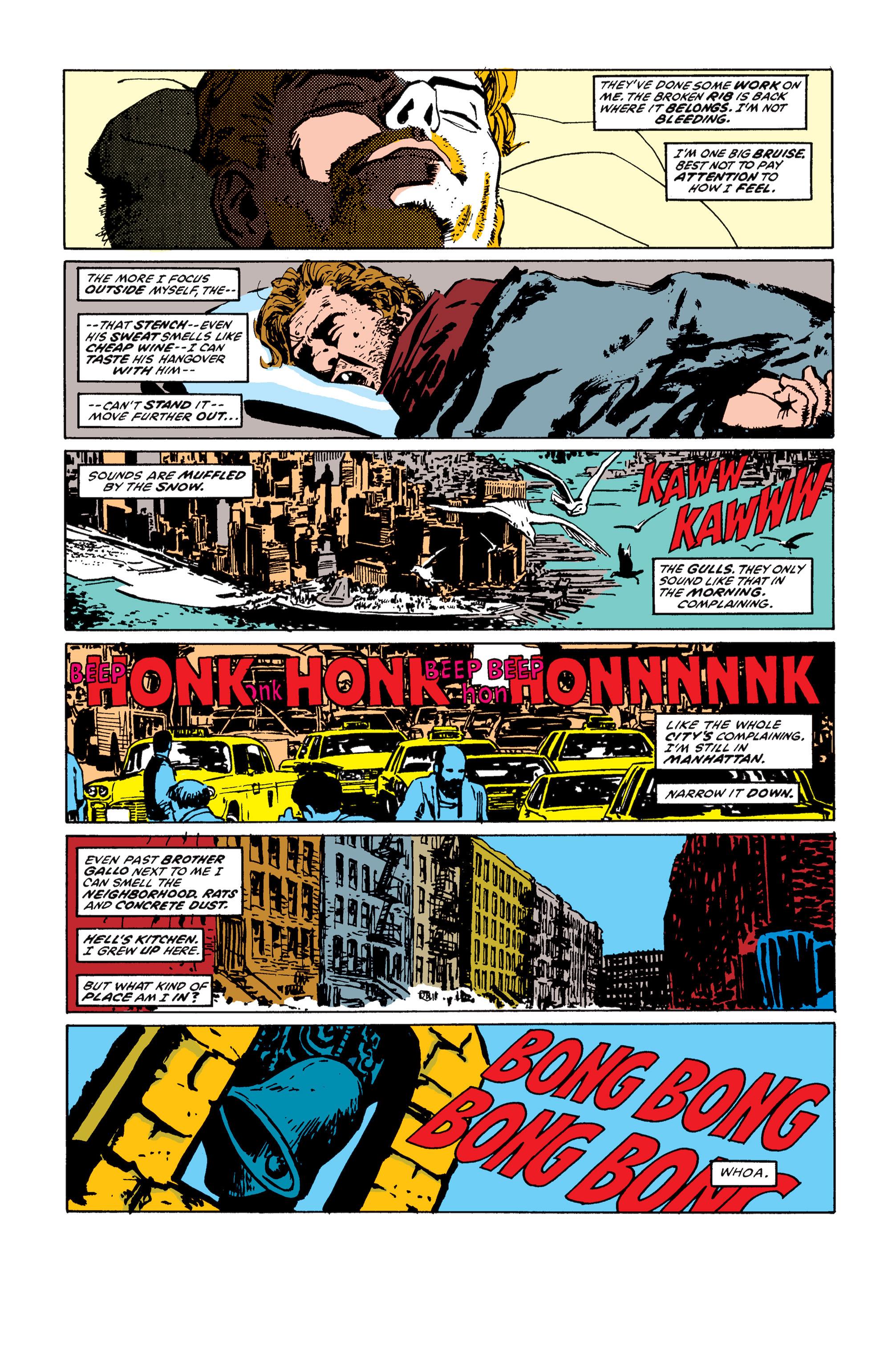 Read online Daredevil: Born Again comic -  Issue # Full - 106