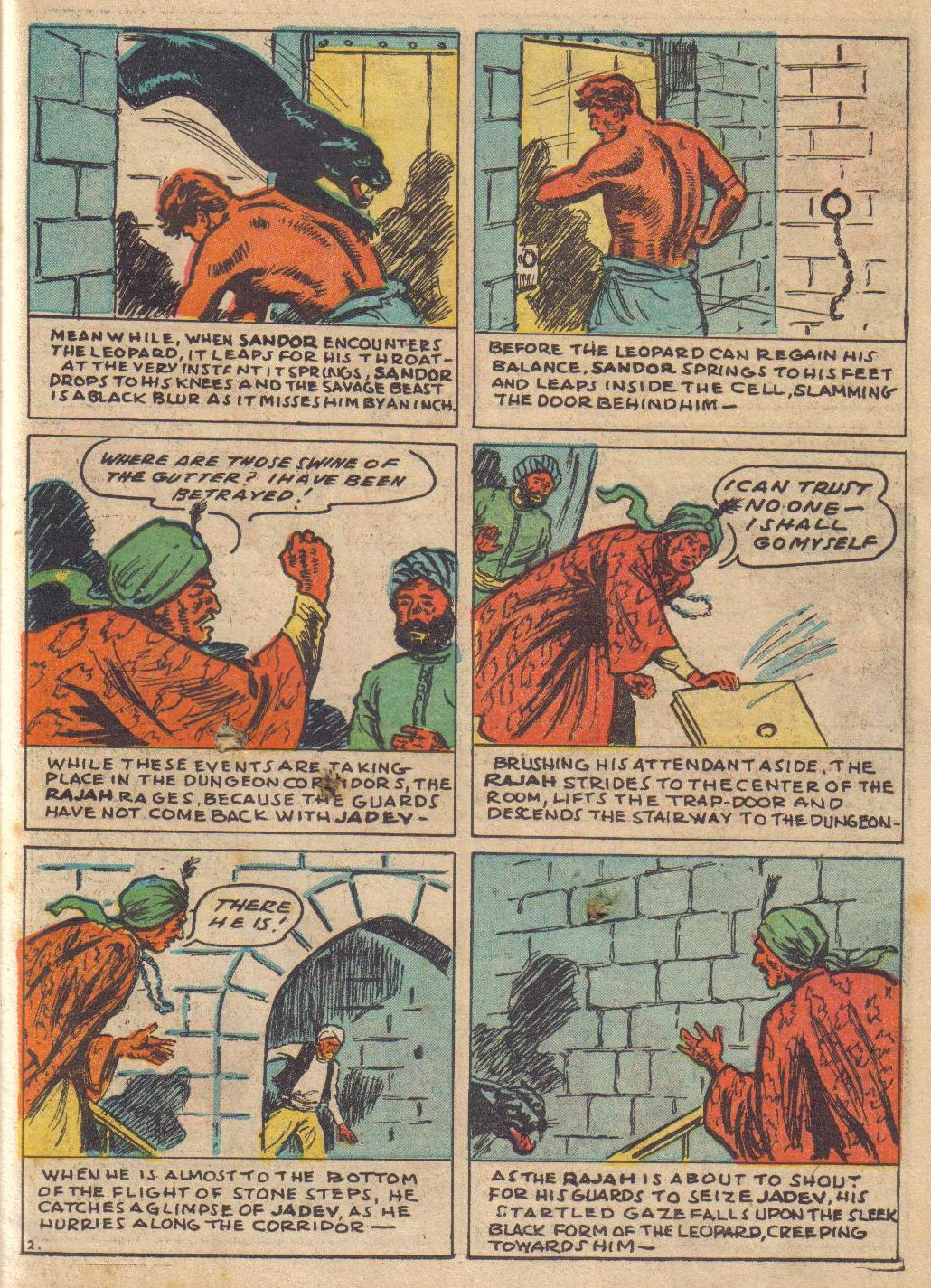 Read online Adventure Comics (1938) comic -  Issue #24 - 53