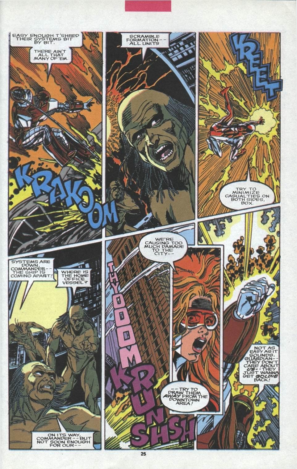 Read online Alpha Flight (1983) comic -  Issue #97 - 20