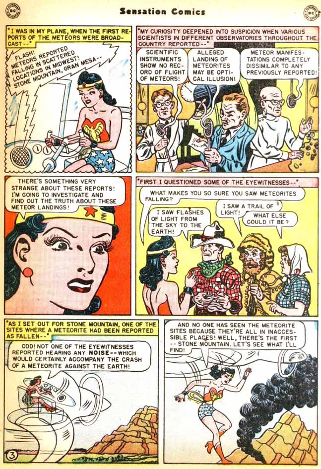 Read online Sensation (Mystery) Comics comic -  Issue #92 - 5