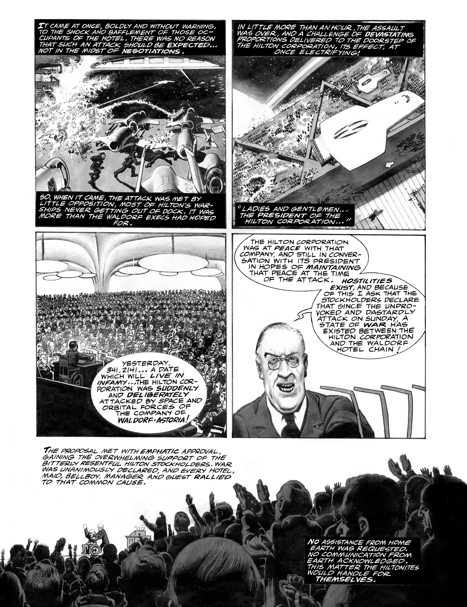 Read online Eerie Archives comic -  Issue # TPB 18 - 15
