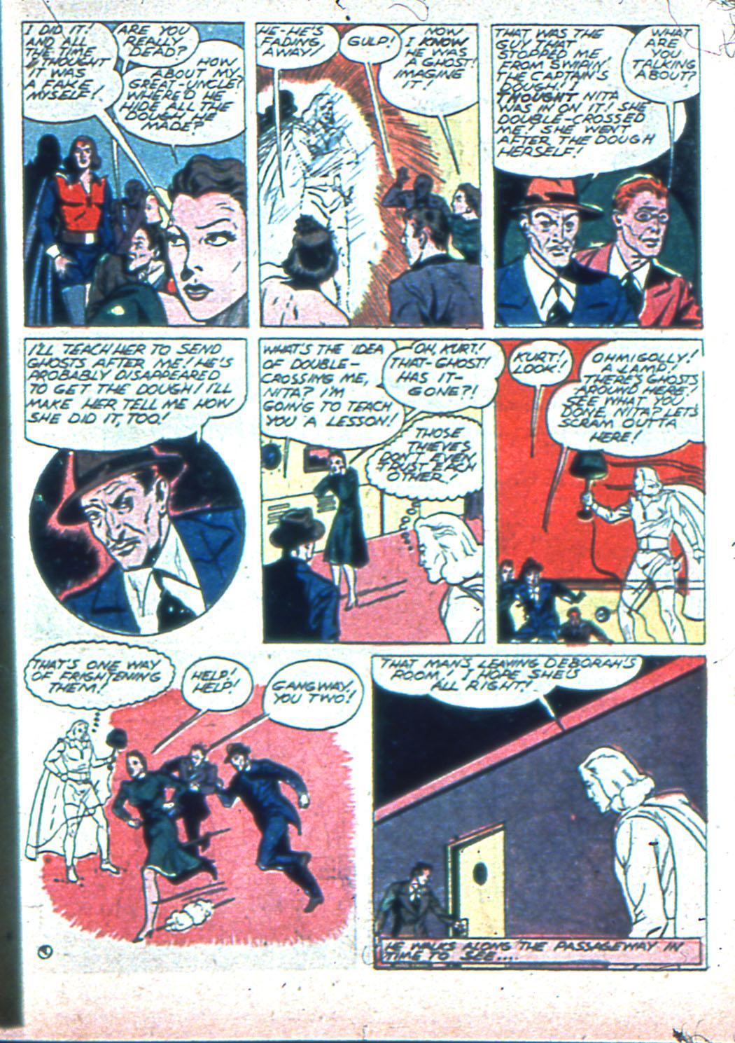 Read online Sensation (Mystery) Comics comic -  Issue #2 - 41