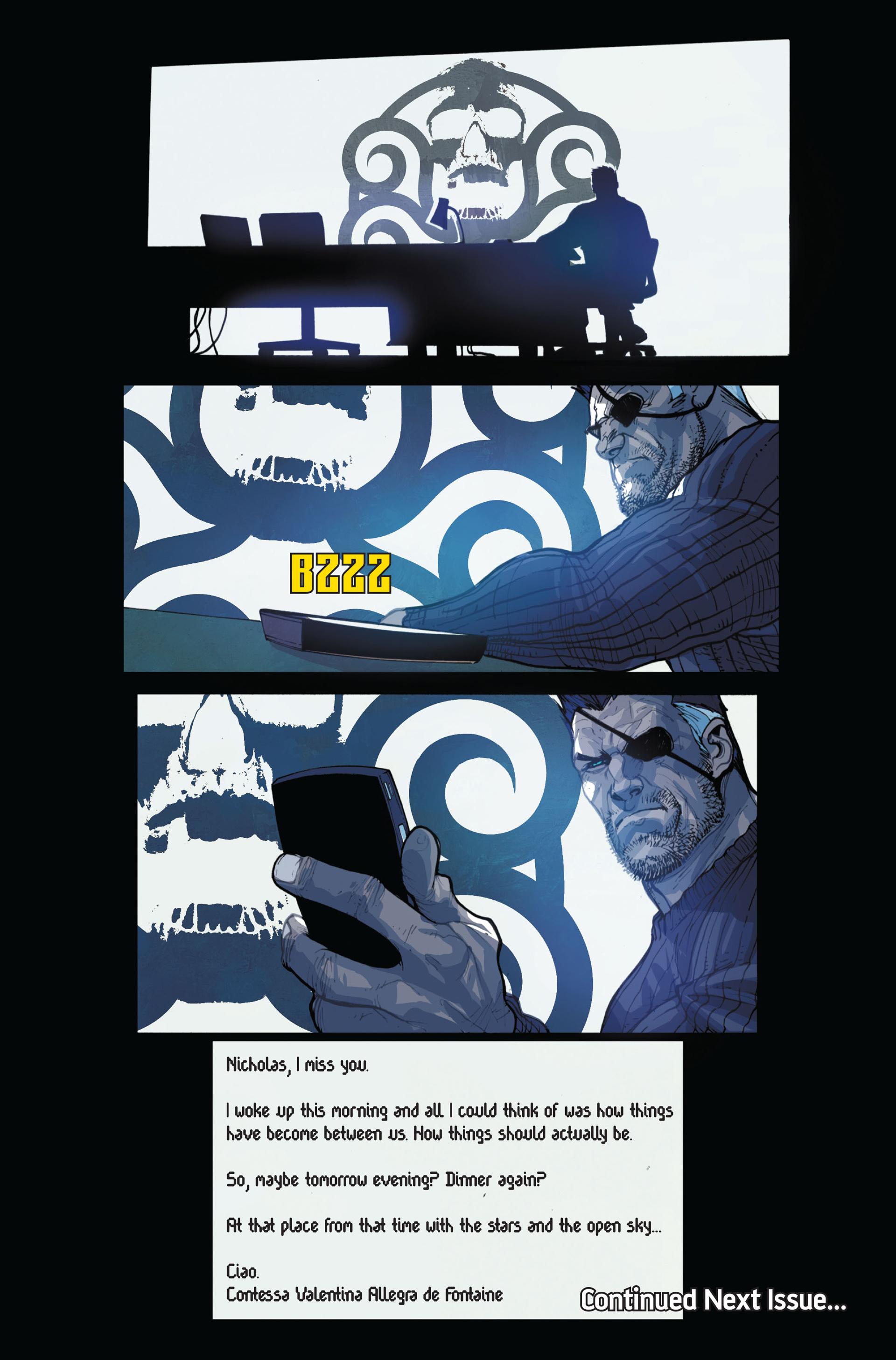 Read online Secret Warriors comic -  Issue #14 - 25