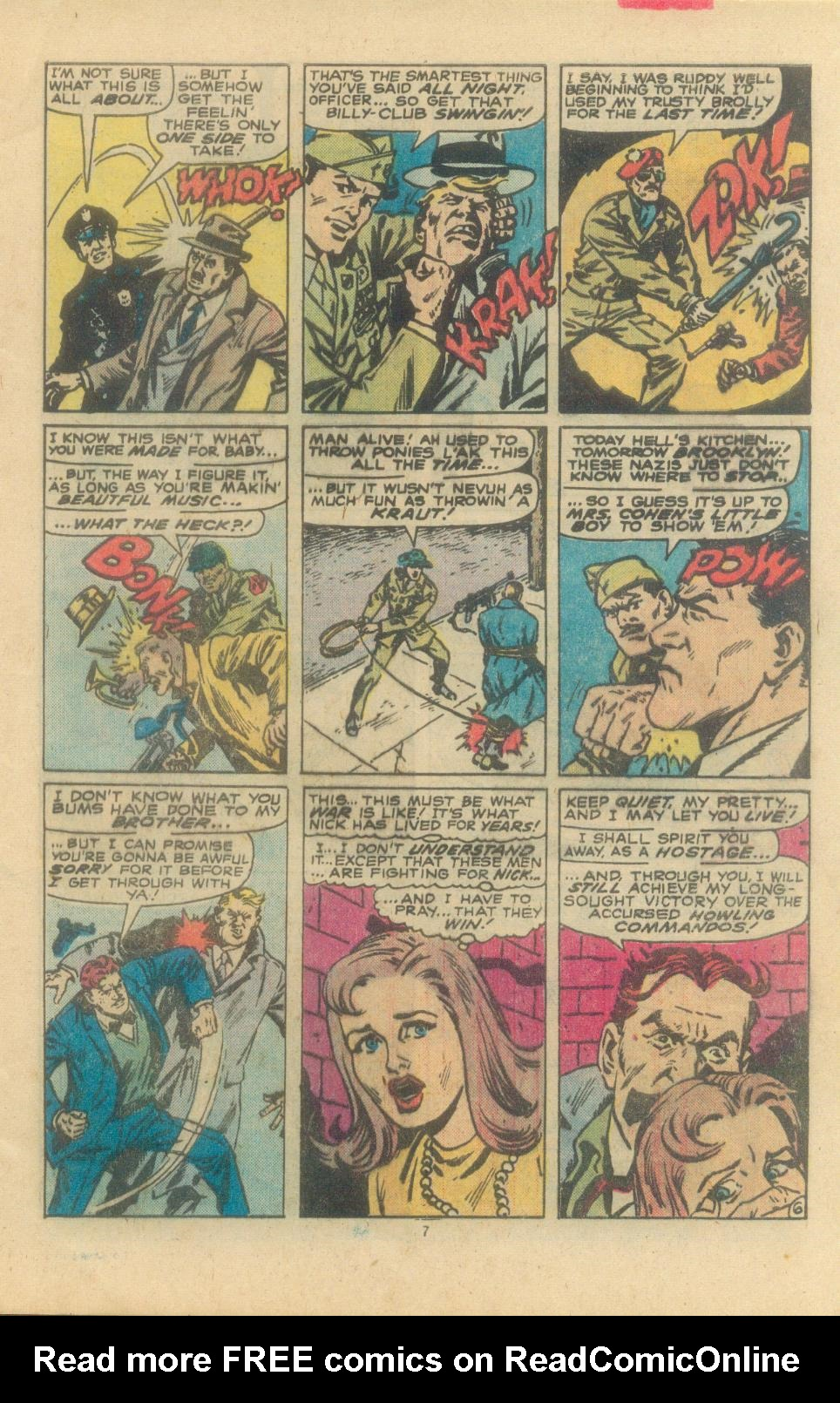 Read online Sgt. Fury comic -  Issue #163 - 9