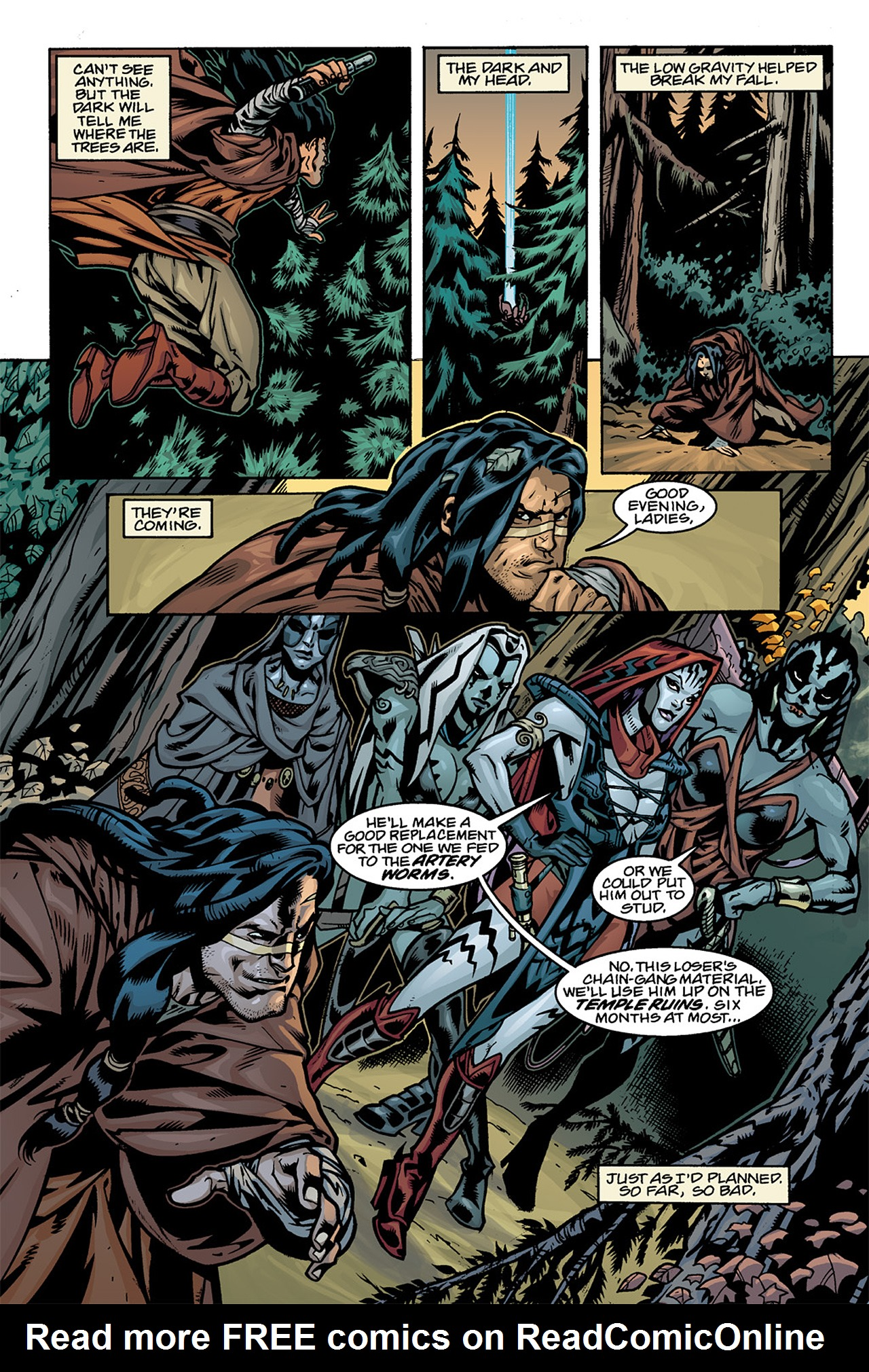 Read online Star Wars Omnibus comic -  Issue # Vol. 15 - 102