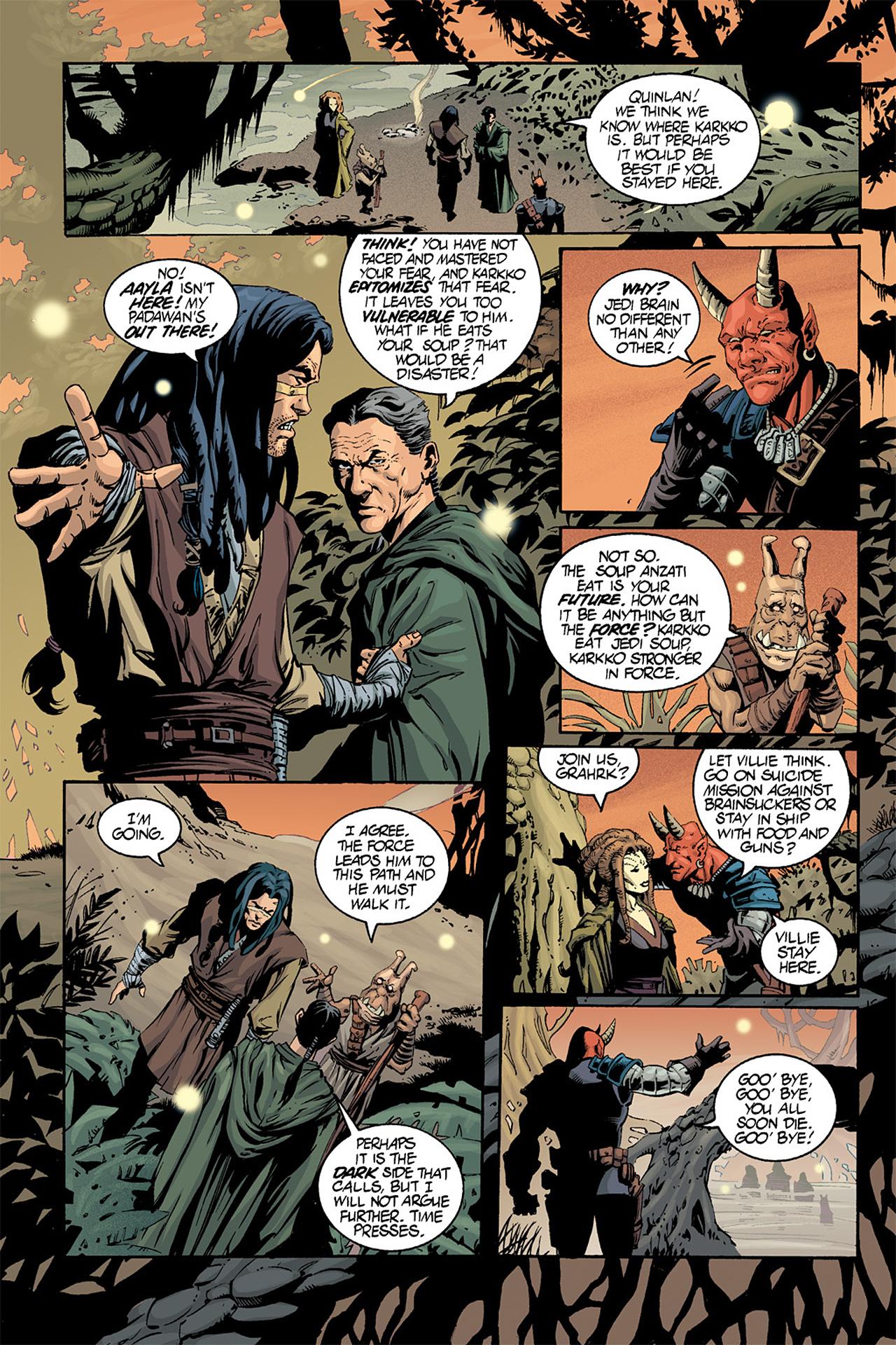 Read online Star Wars Omnibus comic -  Issue # Vol. 15 - 254