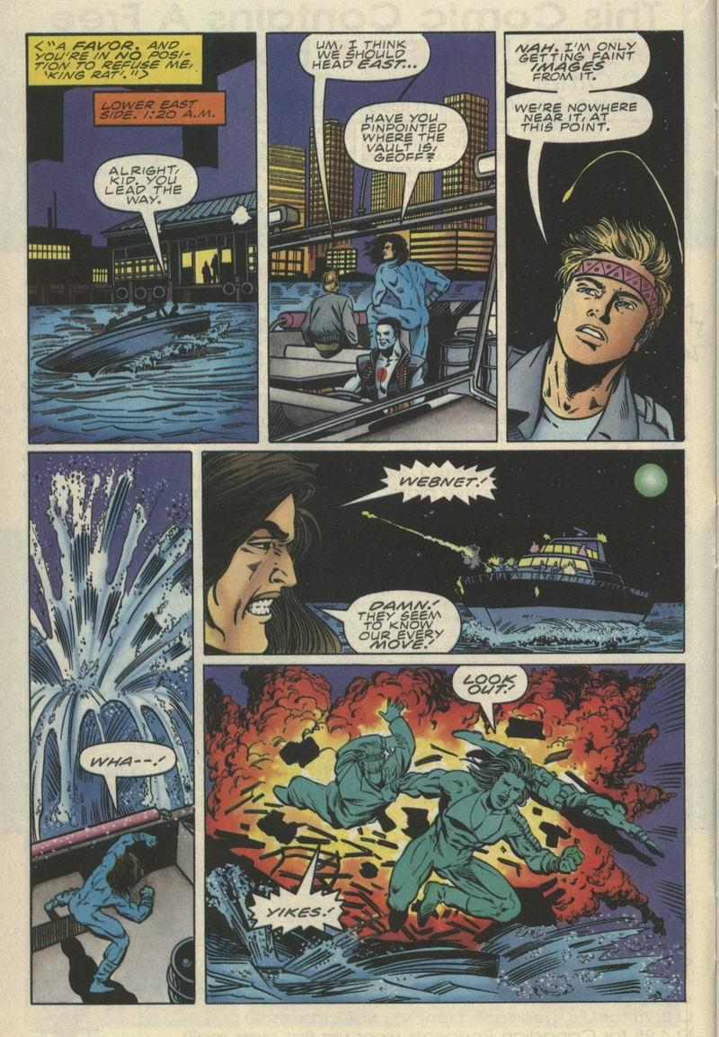 Read online Secret Weapons comic -  Issue #9 - 9