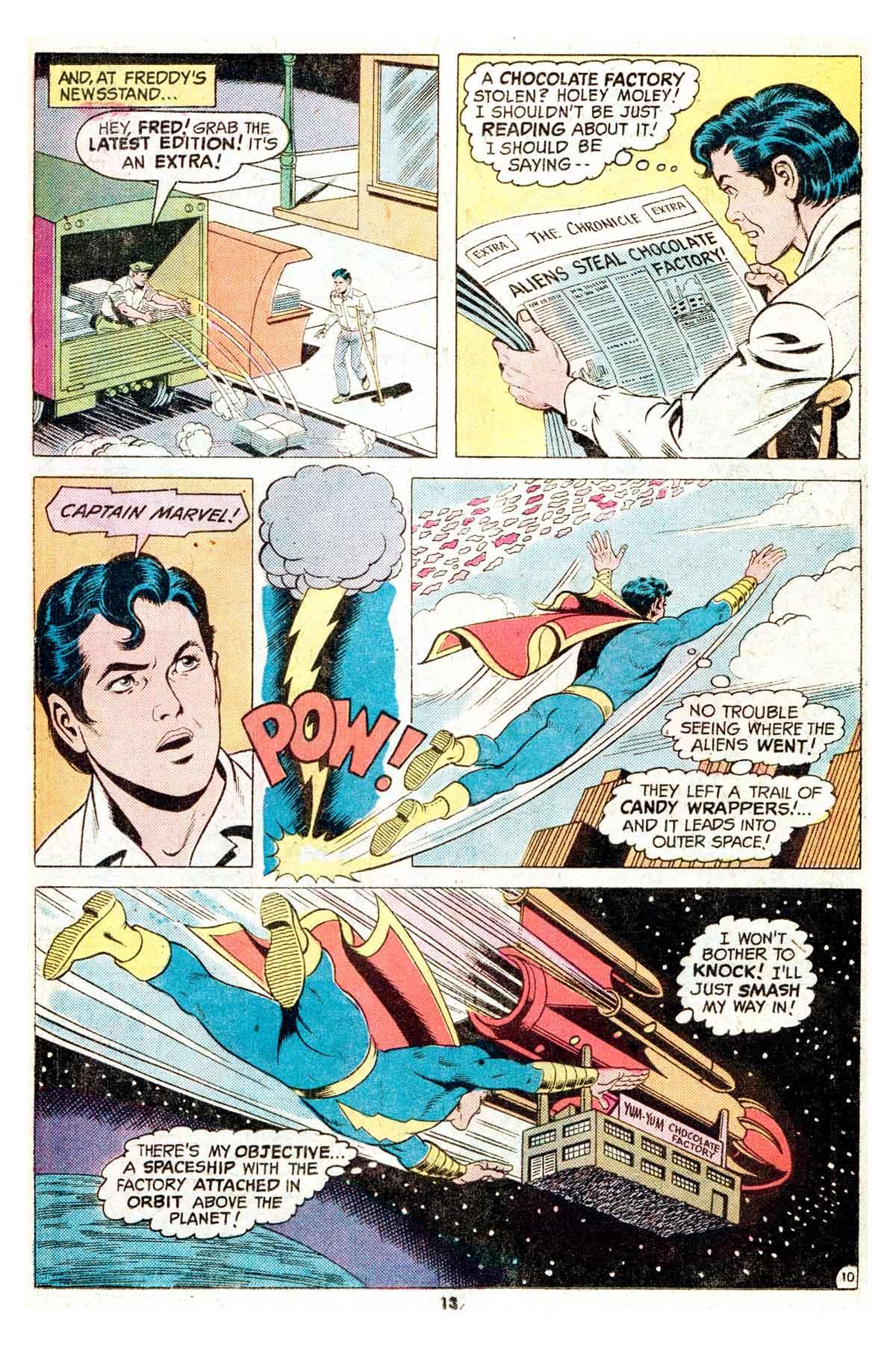 Read online Shazam! (1973) comic -  Issue #17 - 13