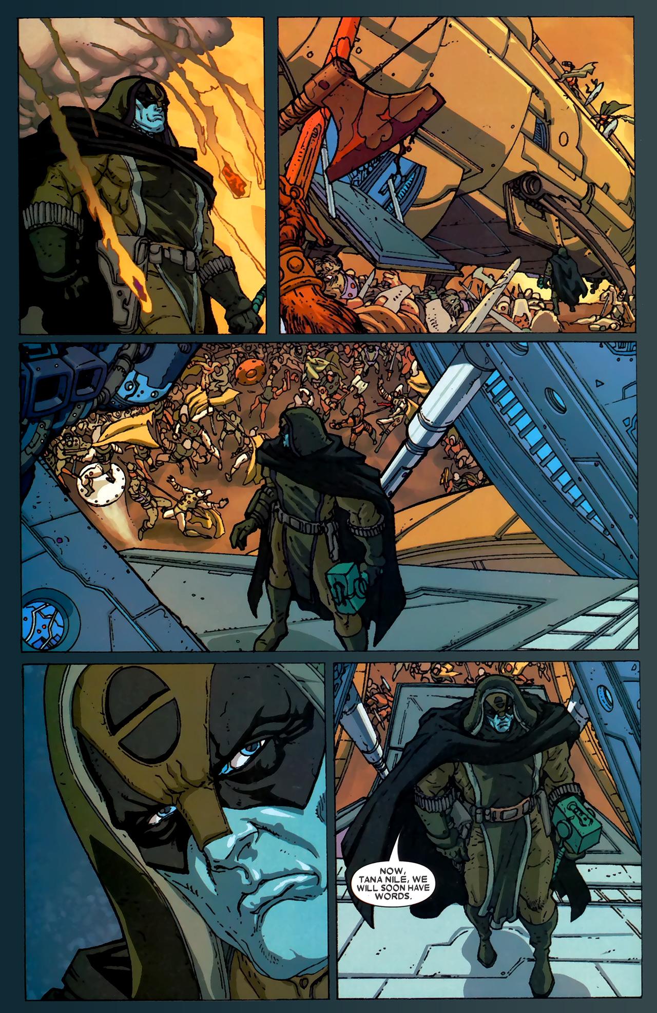 Read online Annihilation: Ronan comic -  Issue #1 - 15