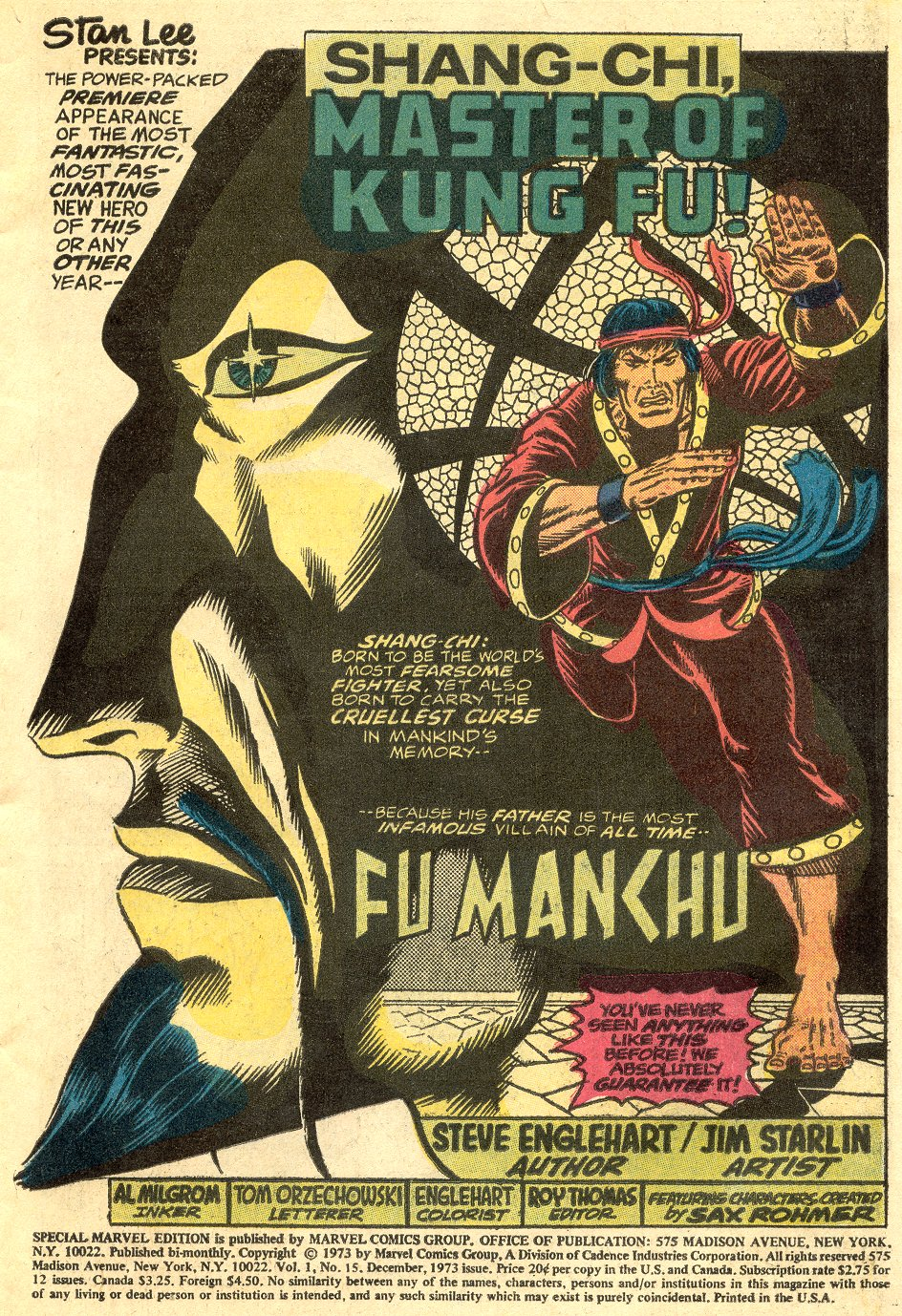 Special Marvel Edition Issue #15 #15 - English 3