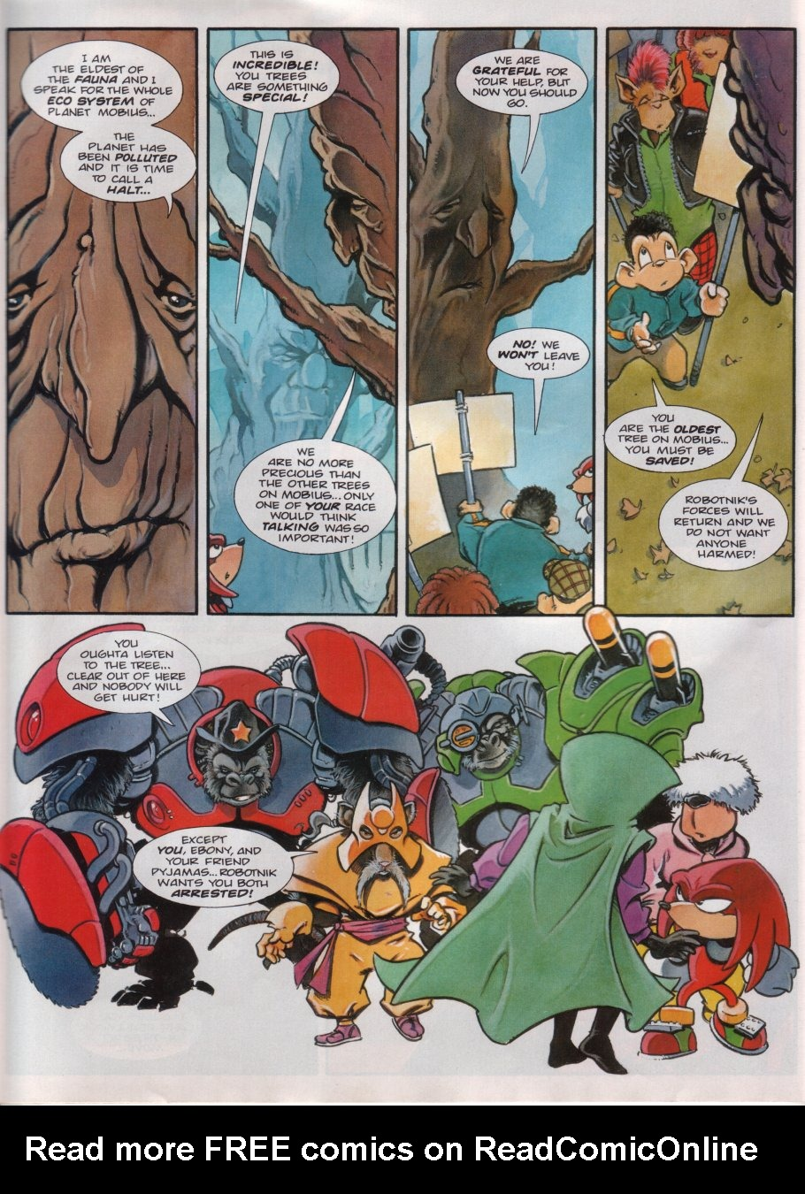 Read online Sonic the Comic comic -  Issue #95 - 12