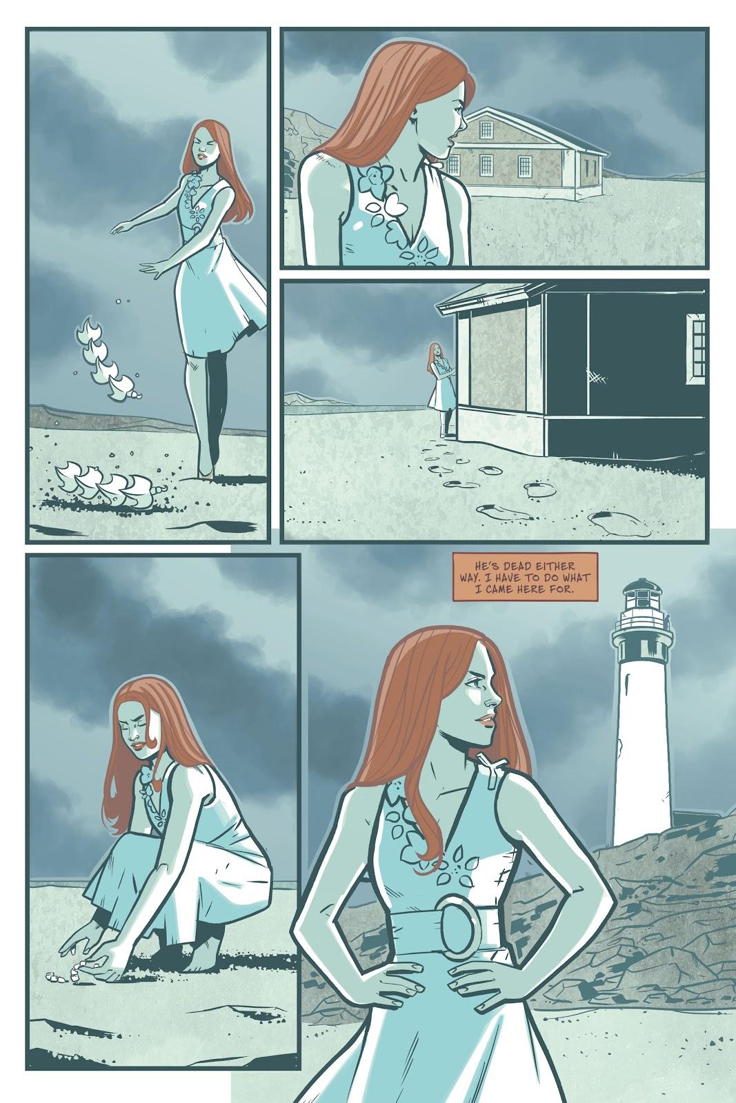 Read online Mera: Tidebreaker comic -  Issue # TPB (Part 2) - 30