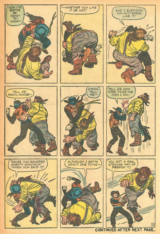 Read online Two-Gun Kid comic -  Issue #62 - 14