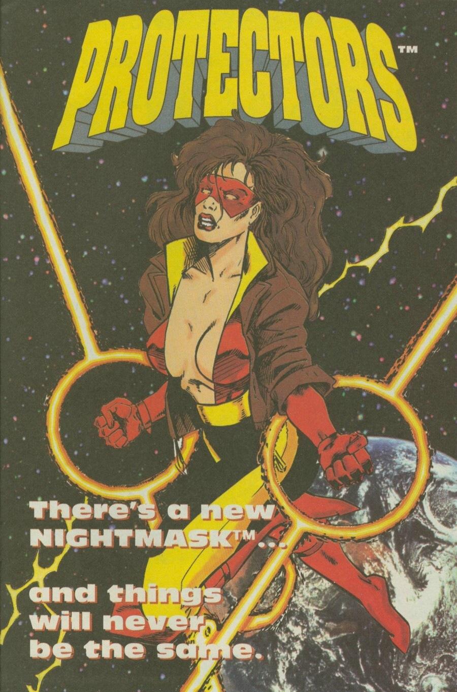 Read online Ex-Mutants comic -  Issue #6 - 21