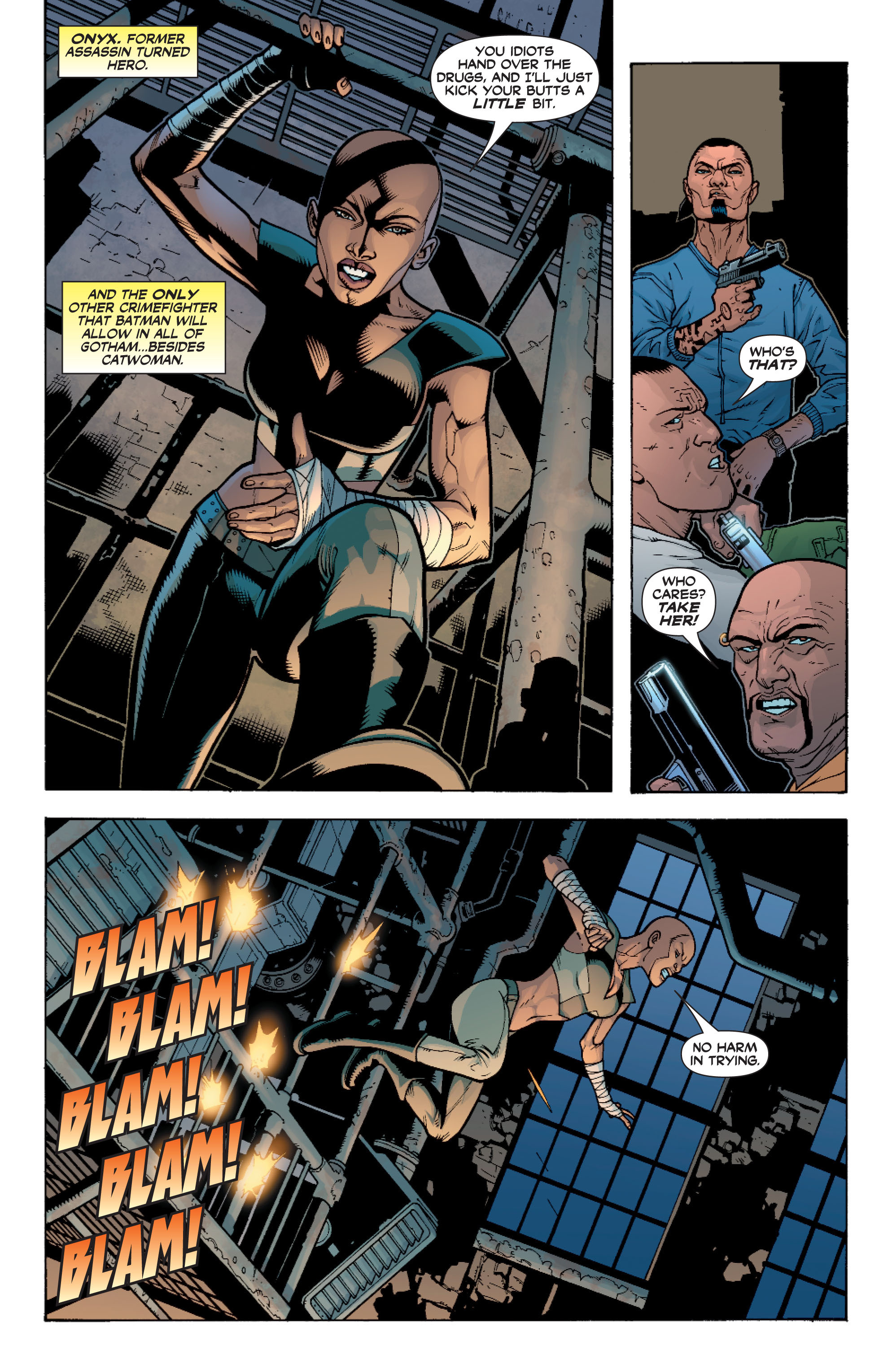 Read online Batman: Under The Red Hood comic -  Issue # Full - 114