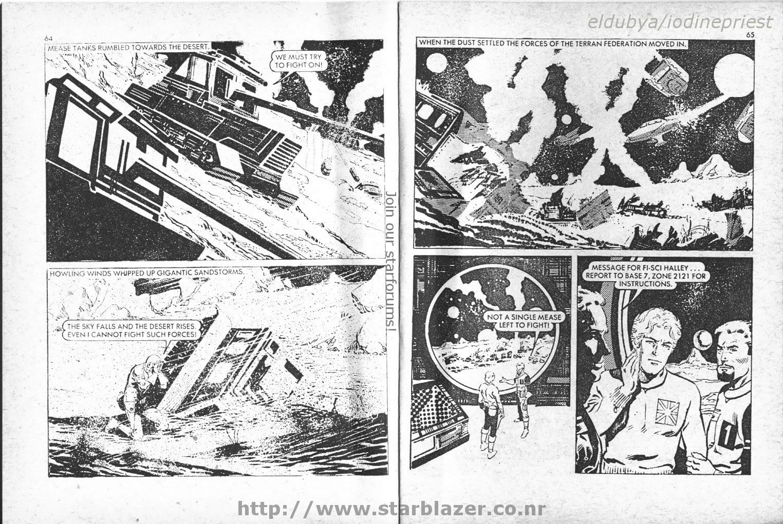 Starblazer issue 50 - Page 34