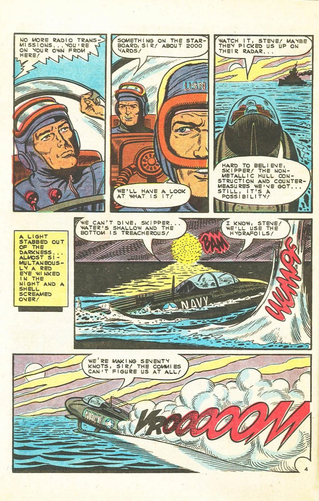 Read online Fightin' Navy comic -  Issue #128 - 5