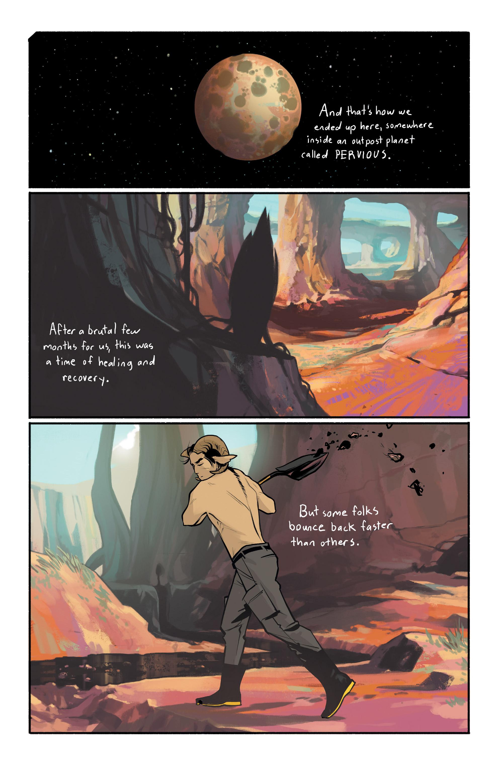 Read online Saga comic -  Issue #43 - 14