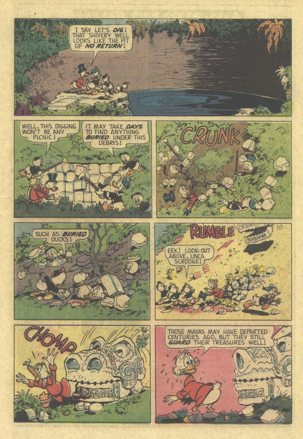 Read online Uncle Scrooge (1953) comic -  Issue #113 - 13