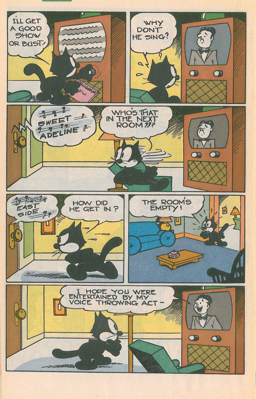 Read online Felix the Cat comic -  Issue #4 - 21