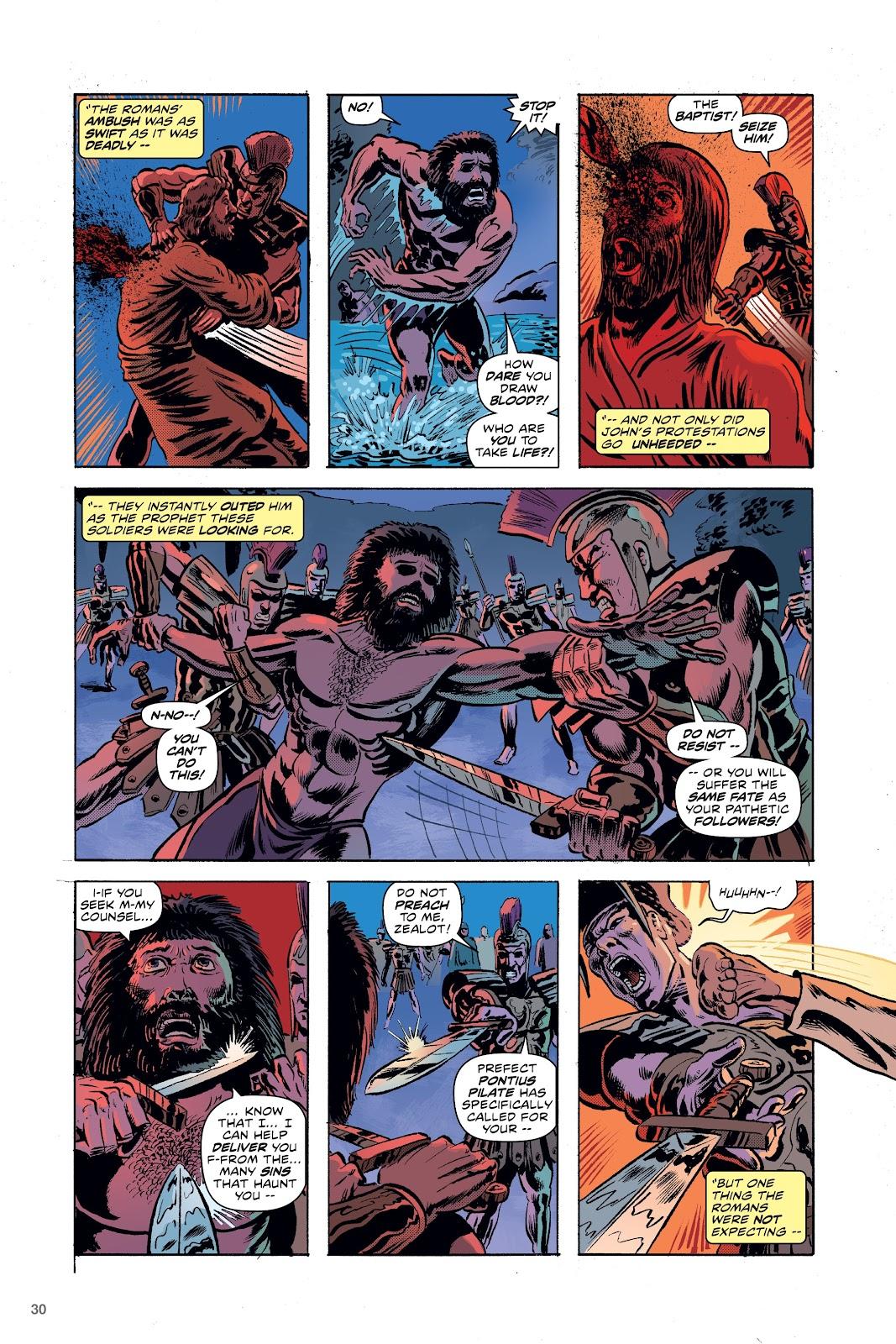 Read online Jesusfreak comic -  Issue # Full - 26