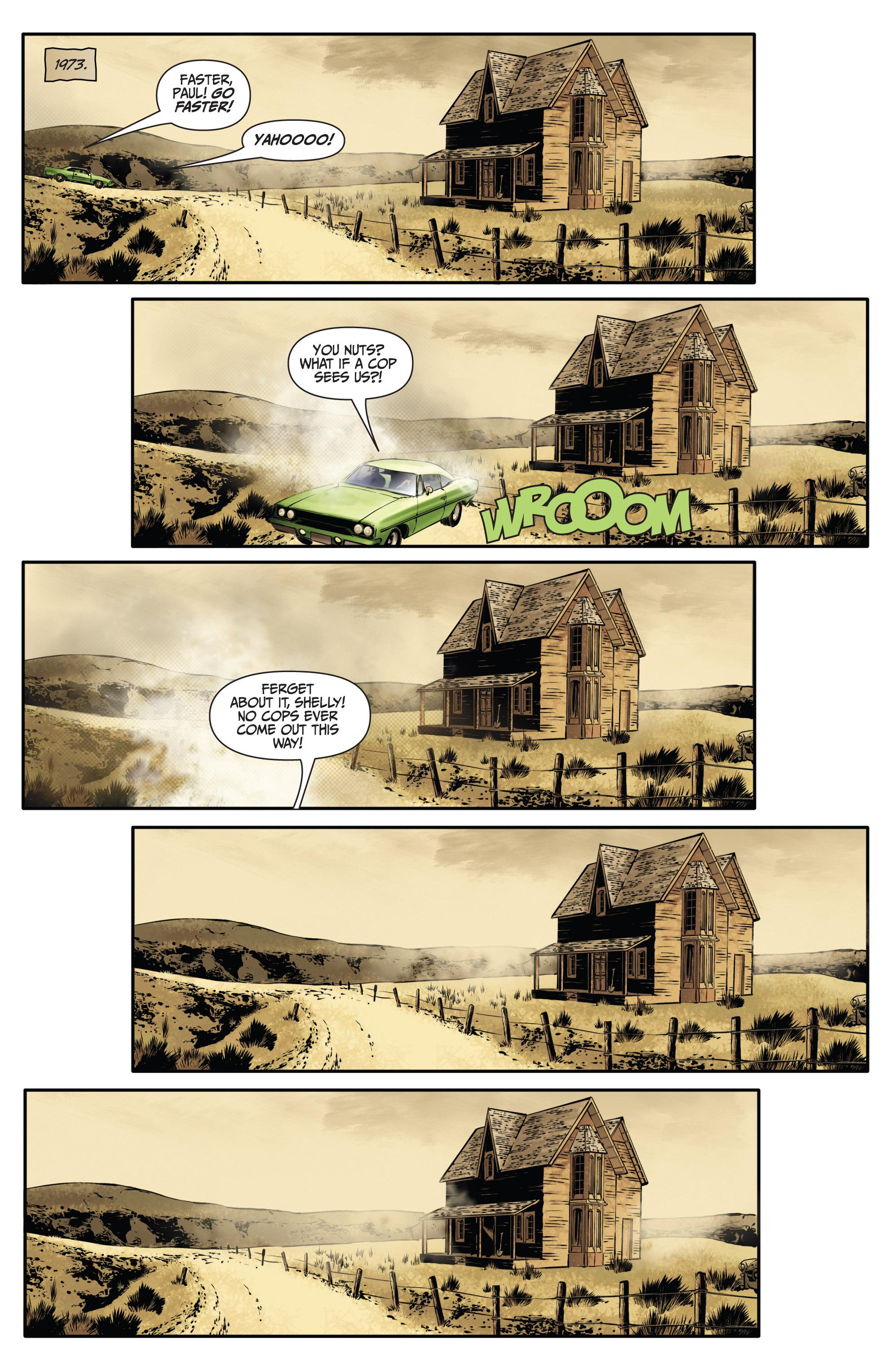 Read online Mercy Thompson comic -  Issue #4 - 3