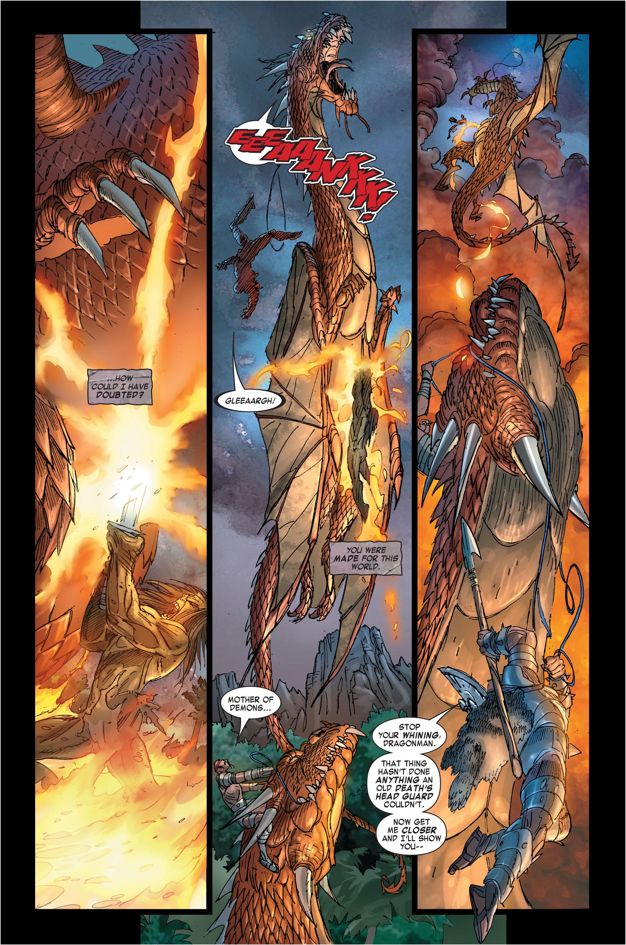 Read online Skaar: Son of Hulk comic -  Issue #2 - 7