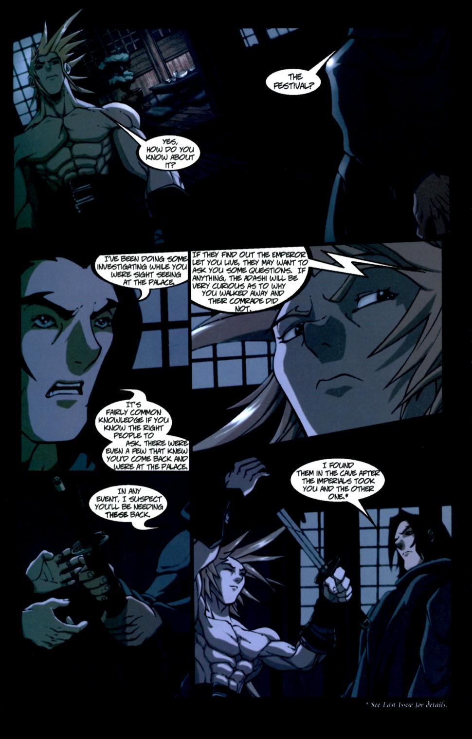 Read online Shidima comic -  Issue #4 - 20