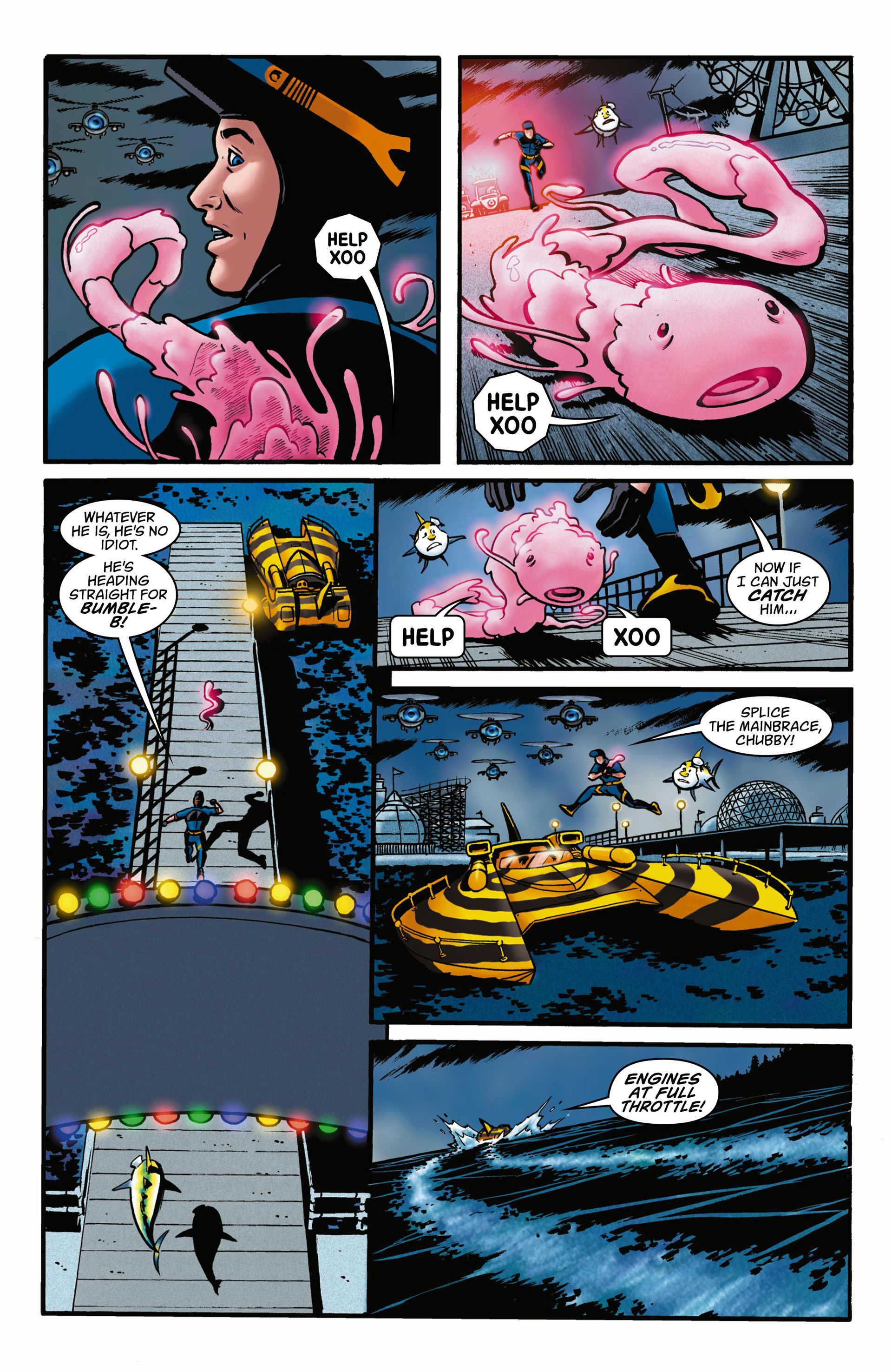 Read online Seaguy comic -  Issue #1 - 28