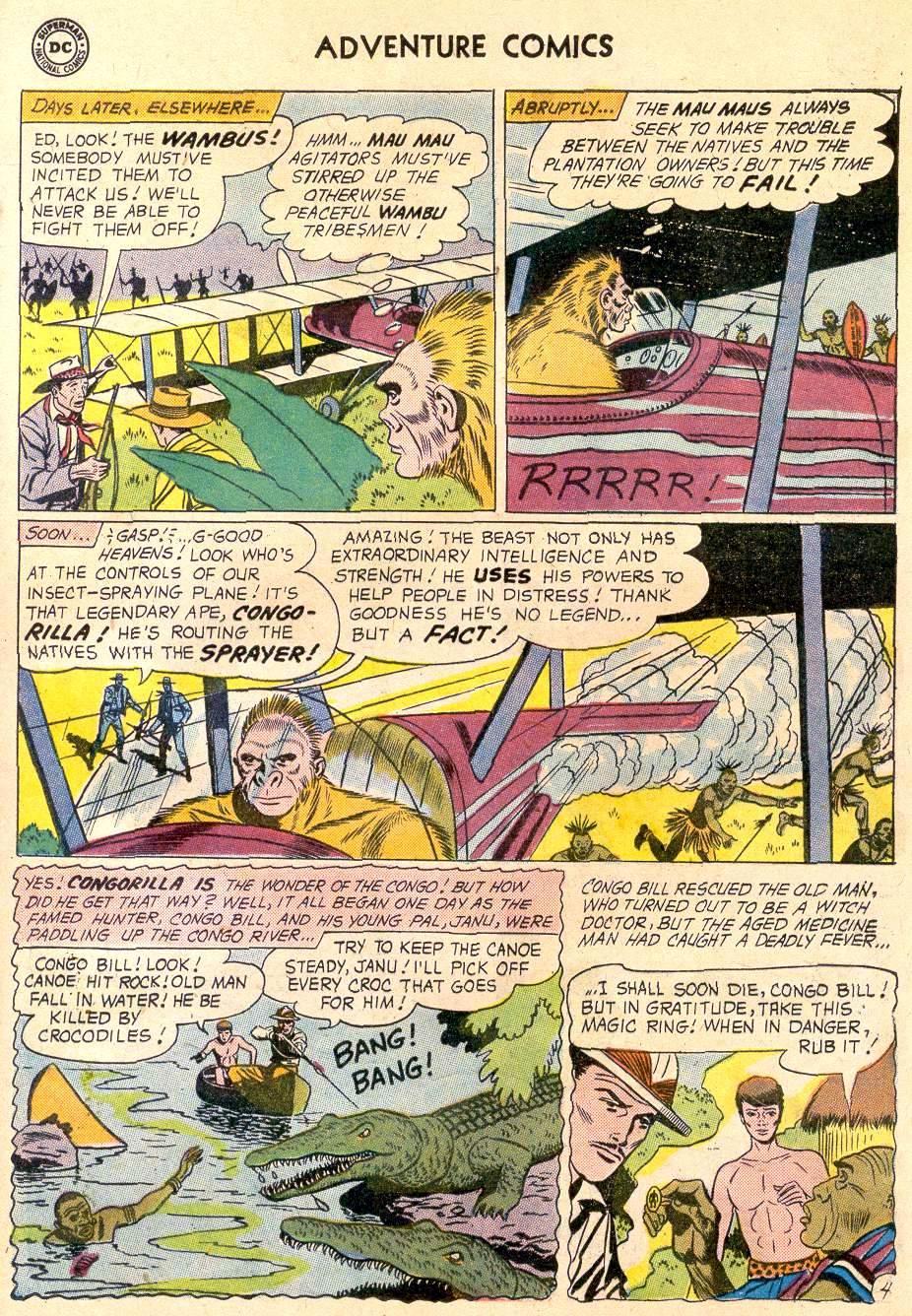 Read online Adventure Comics (1938) comic -  Issue #270 - 21