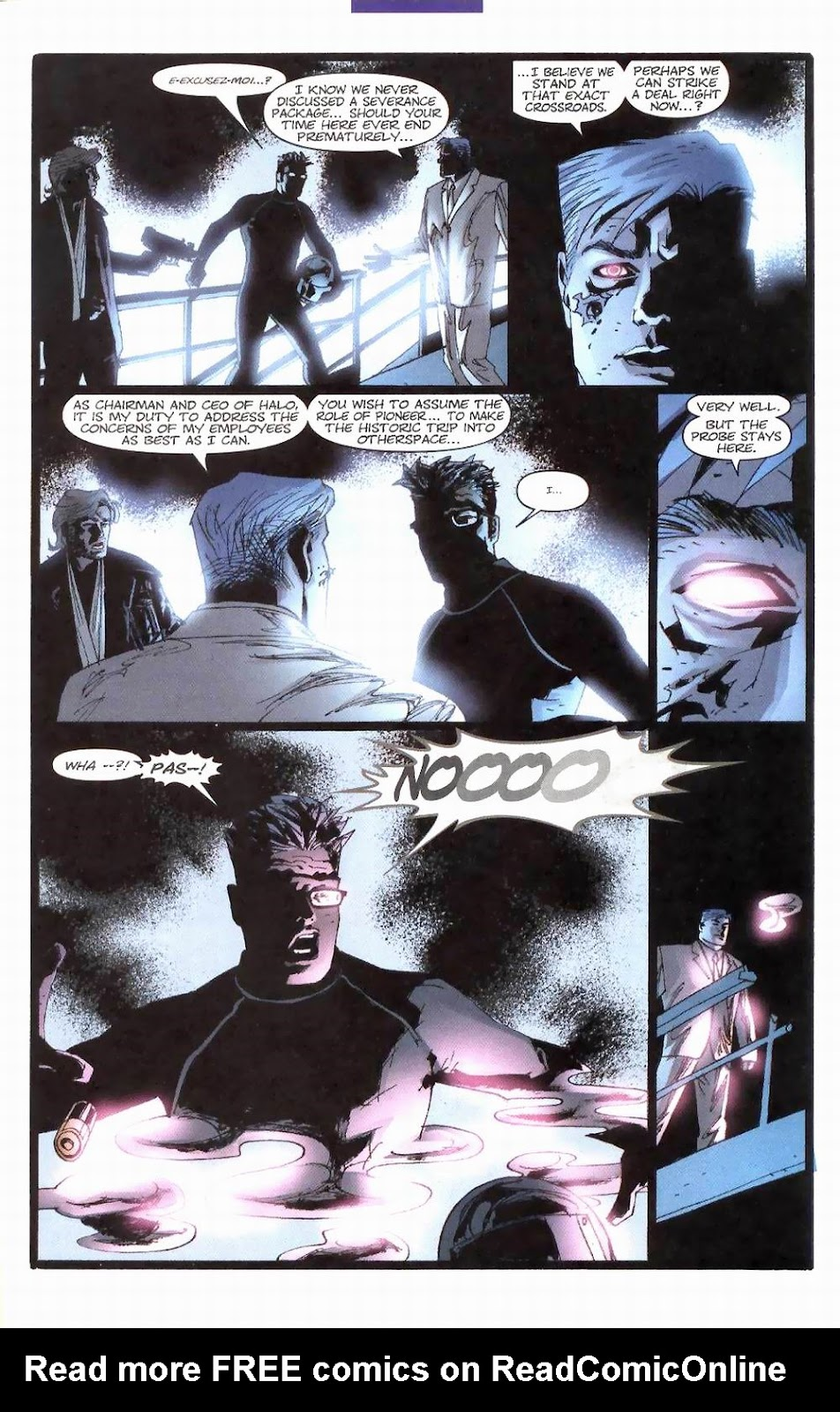 Wildcats (1999) Issue #26 #27 - English 22