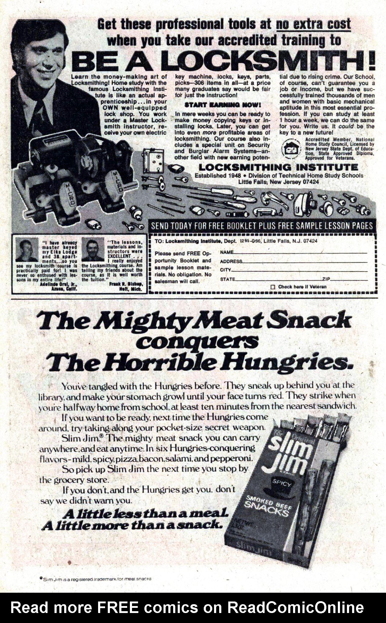Read online Amazing Adventures (1970) comic -  Issue #38 - 22