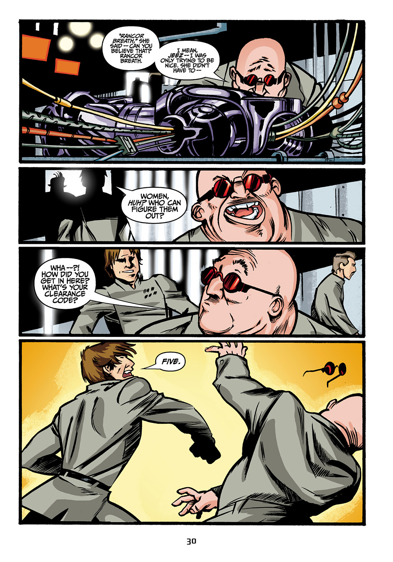 Read online Star Wars Omnibus comic -  Issue # Vol. 33 - 32